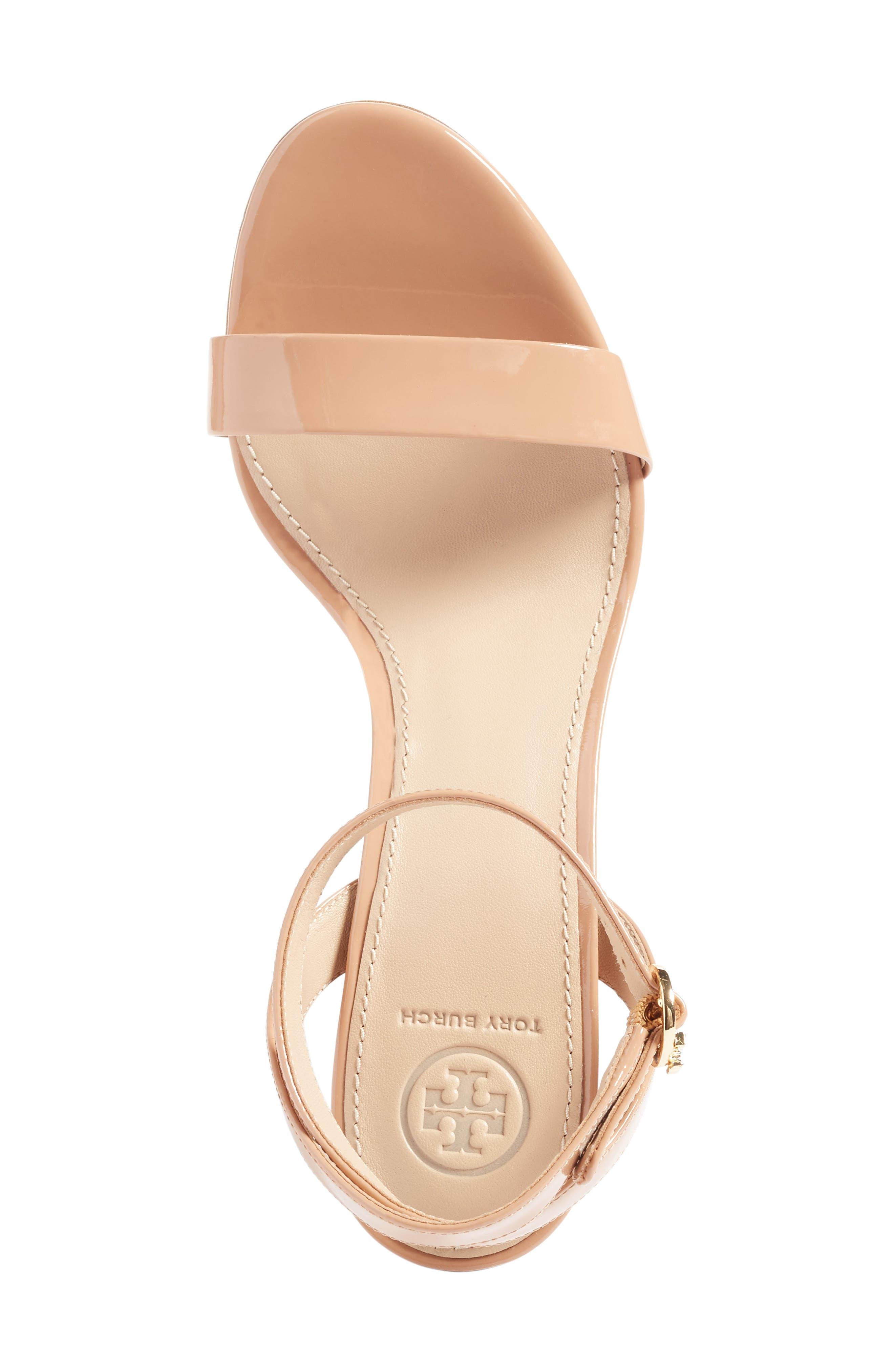 Alternate Image 3  - Tory Burch Elizabeth Block Heel Sandal (Women)
