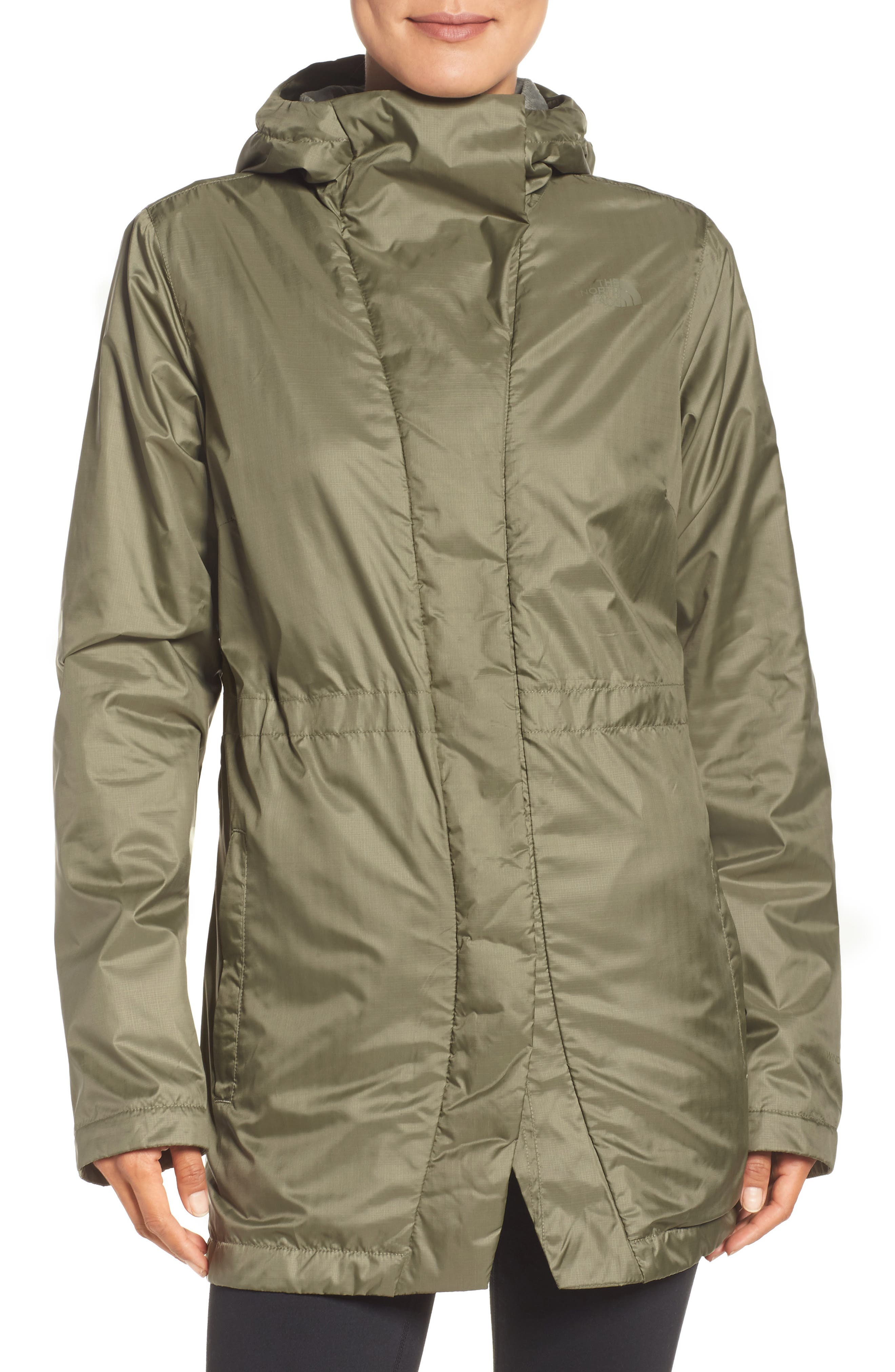 The North Face Rissy Pitaya Wind Resistant Parka