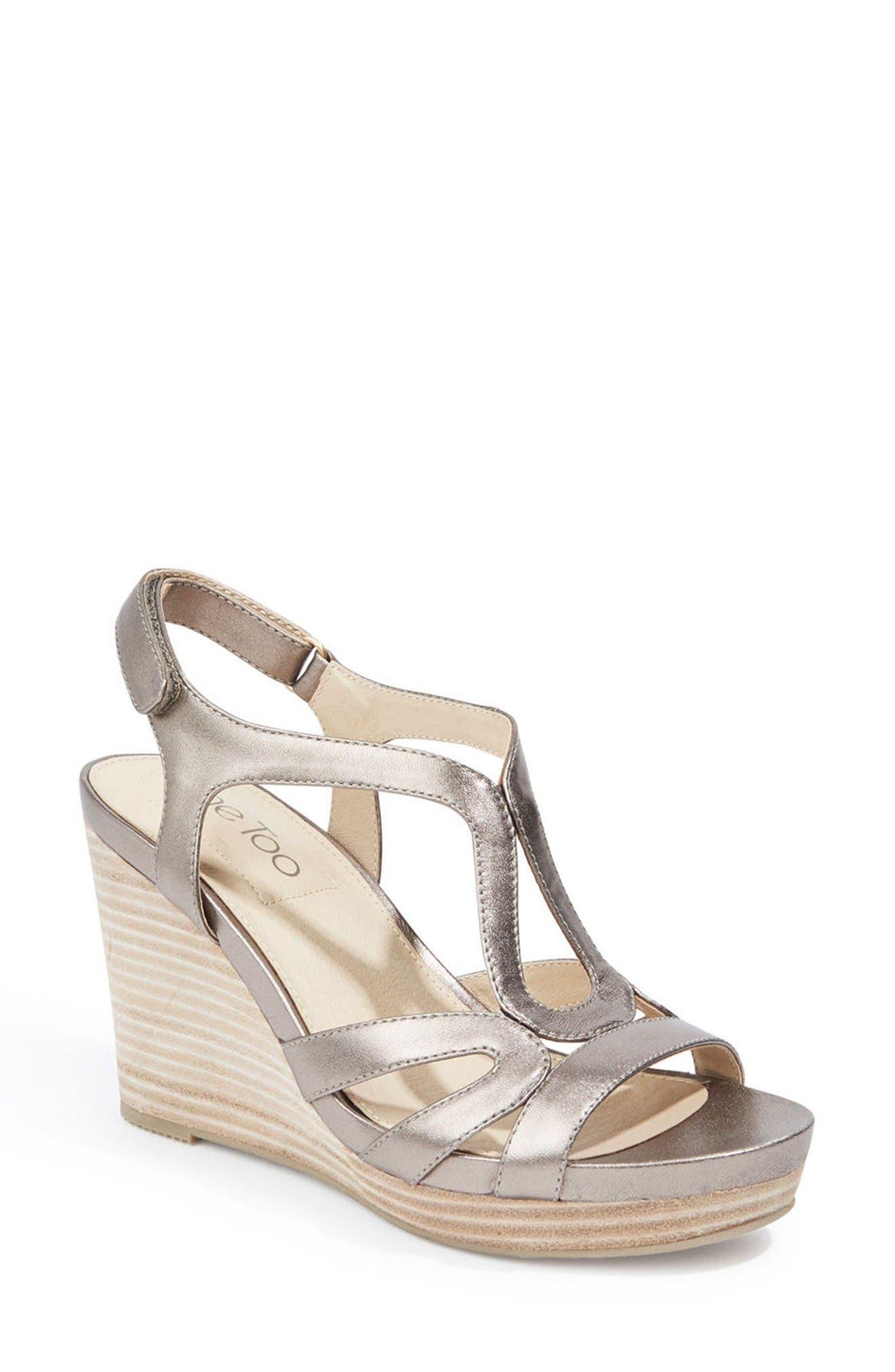 Me Too Alanna Wedge Sandal (Women)