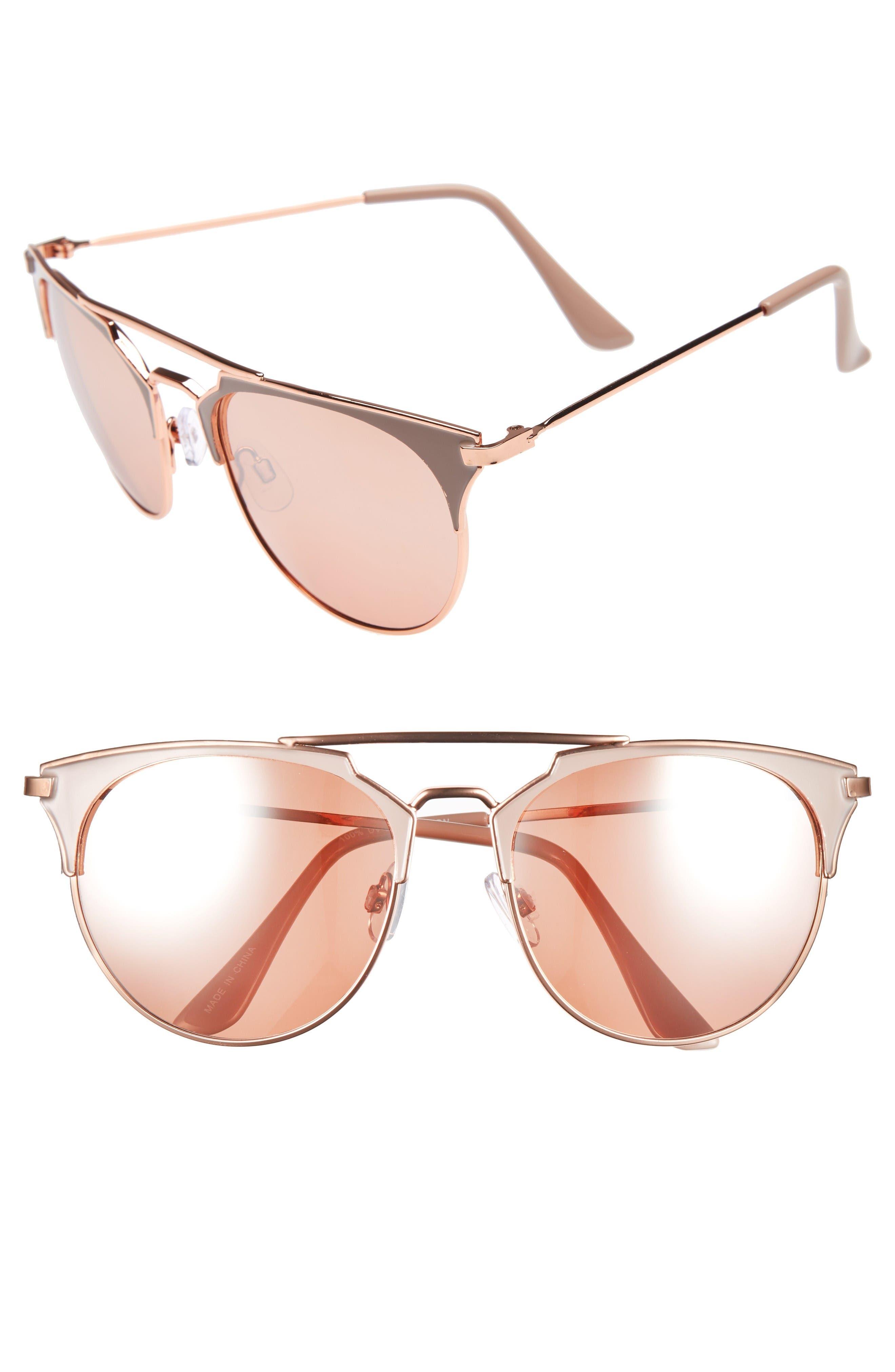 Alternate Image 1 Selected - BP. Retro Sunglasses