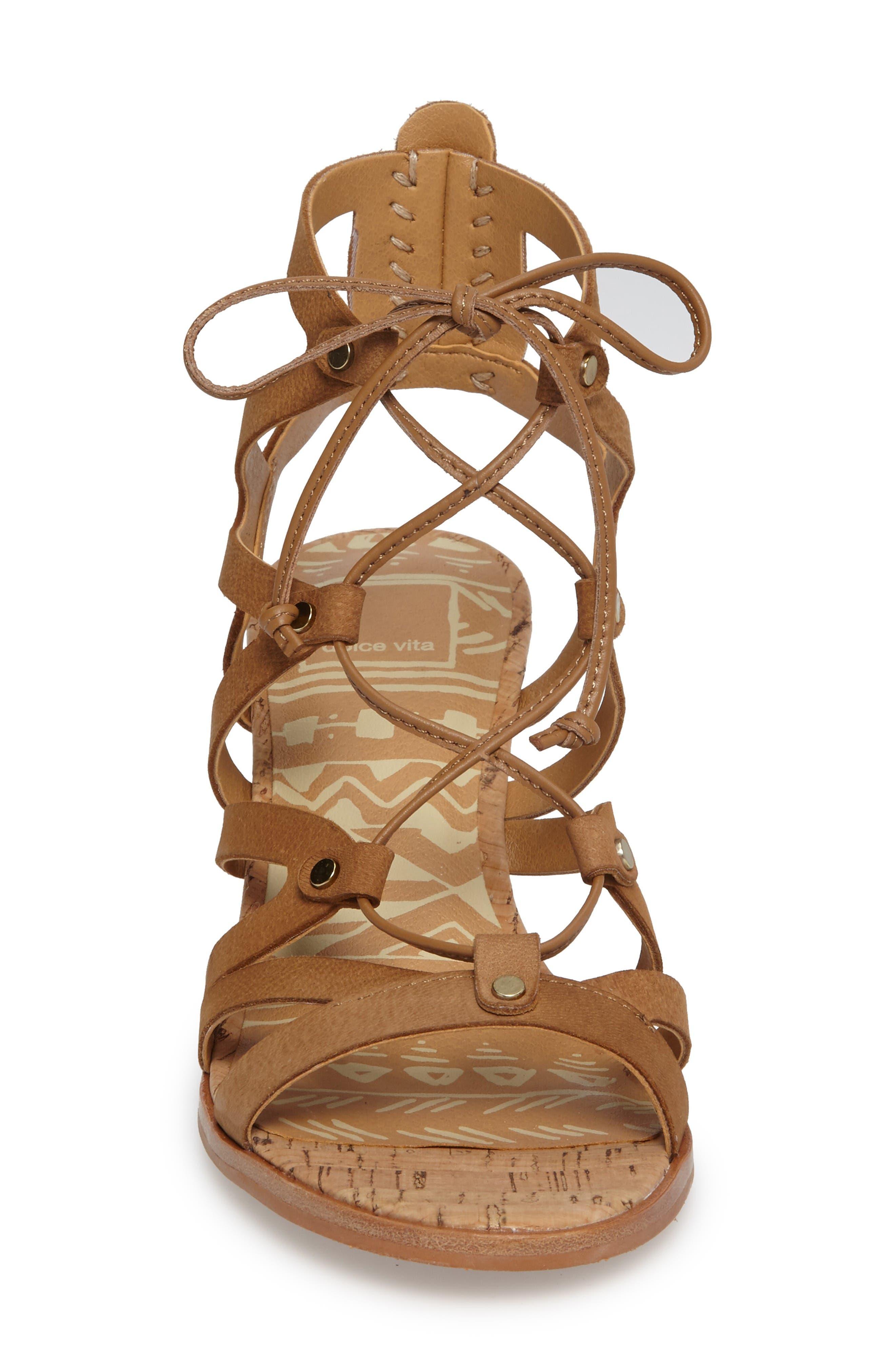 Alternate Image 3  - Dolce Vita Lynnie Wedge Sandal (Women)