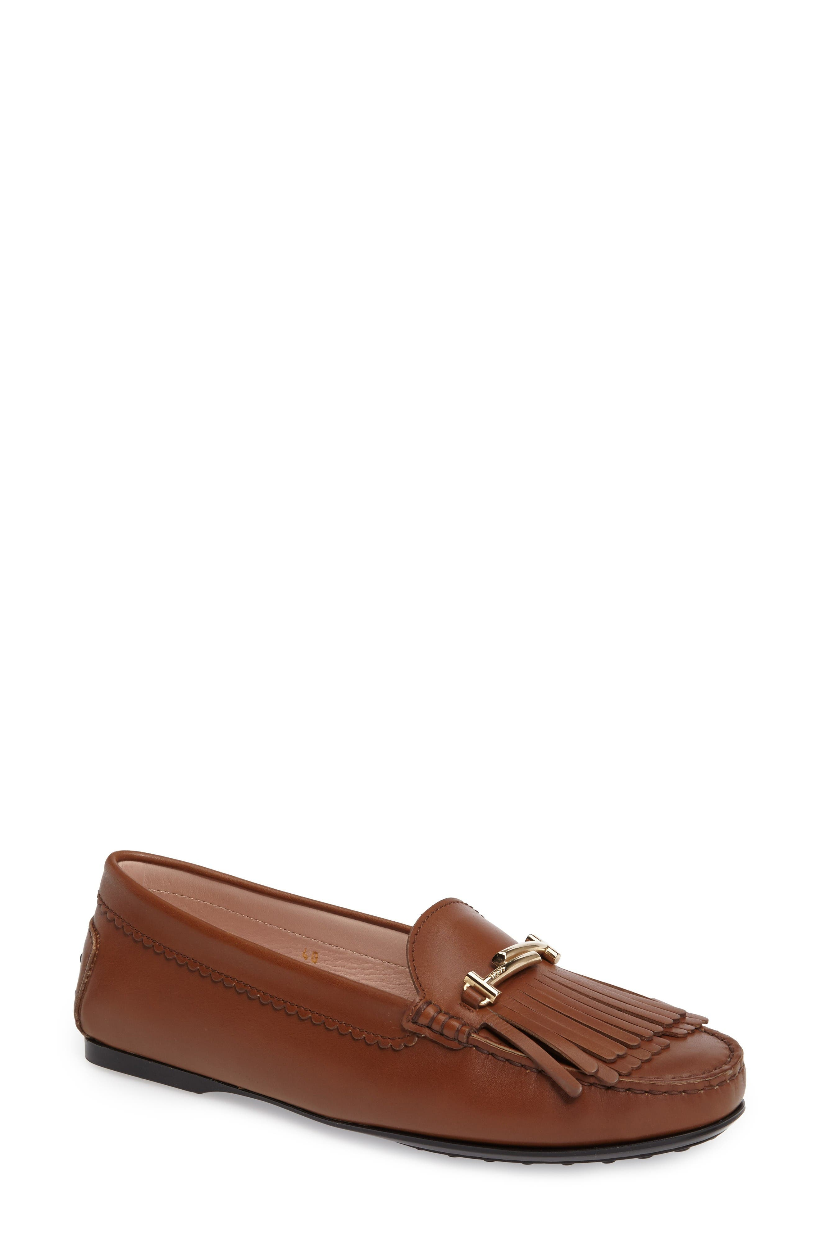 TOD'S City Gommino Driving Loafer