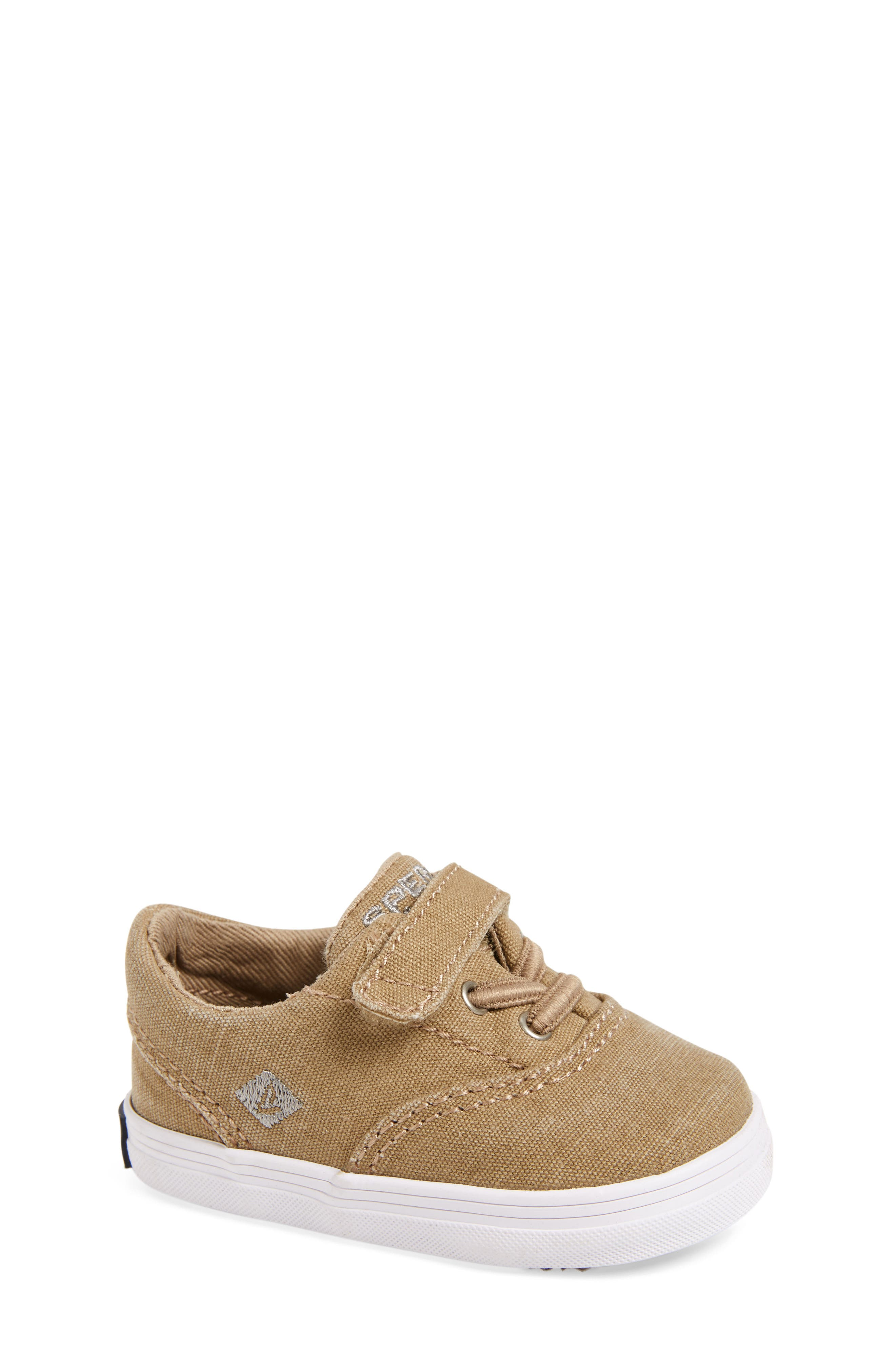Sperry Kids Wahoo Crib Sneaker (Baby)