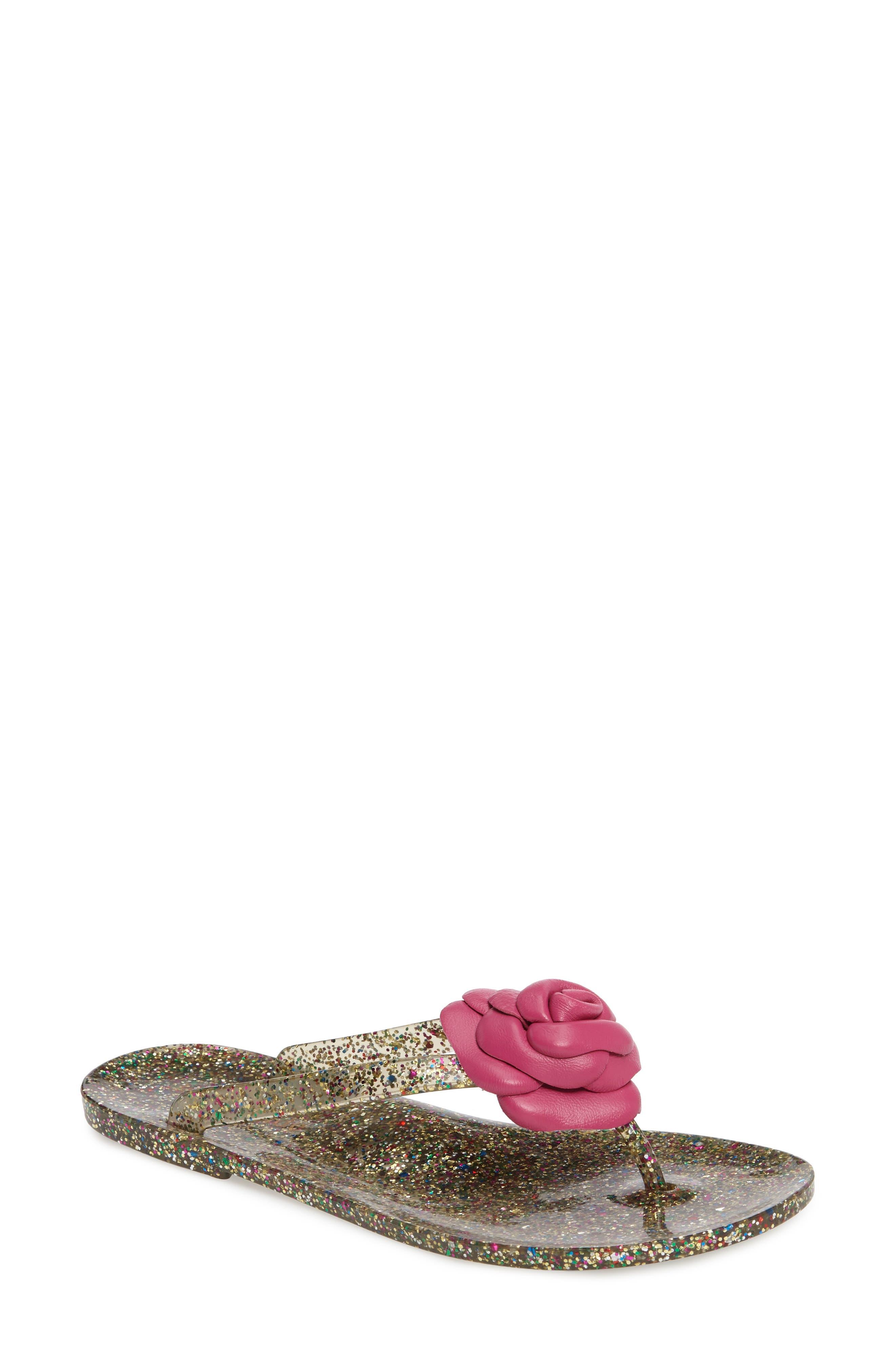 kate spade new york fayette flip flop (Women)