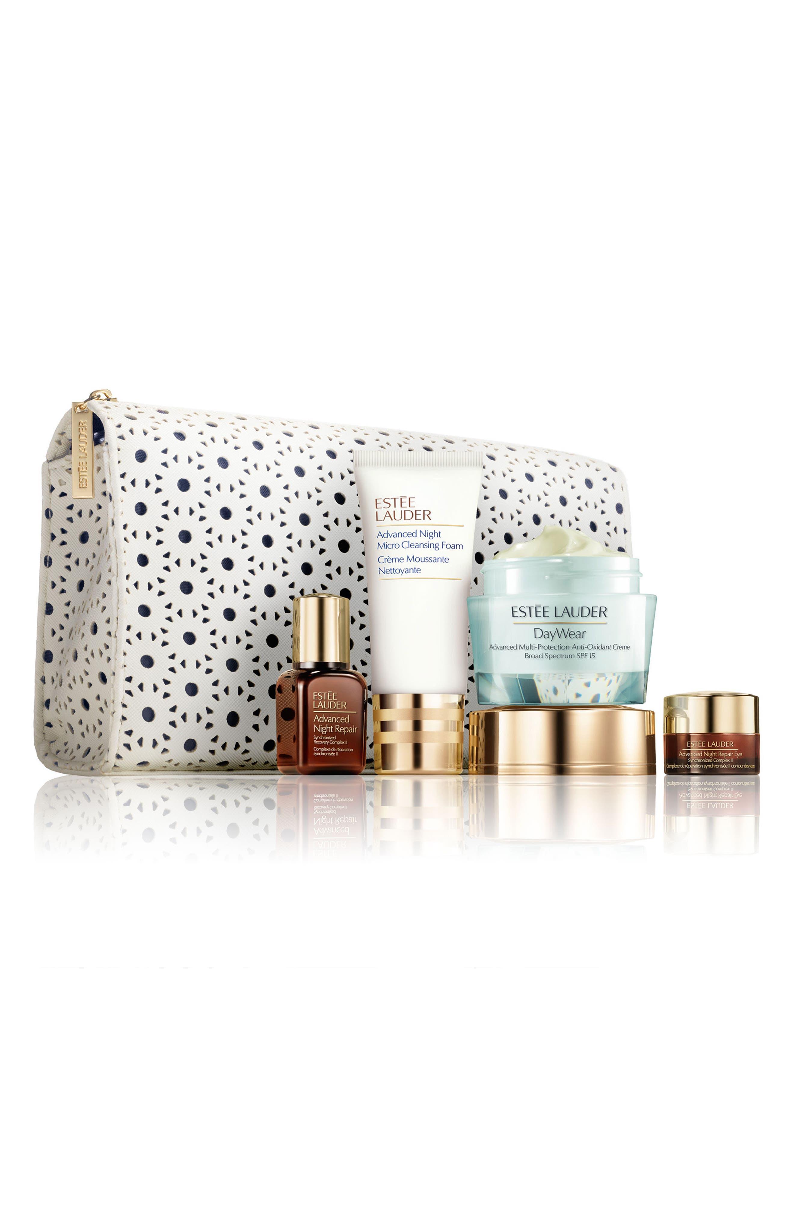 Estée Lauder Beautiful Skin Essentials Prevention Collection (Limited Edition) ($125 Value)