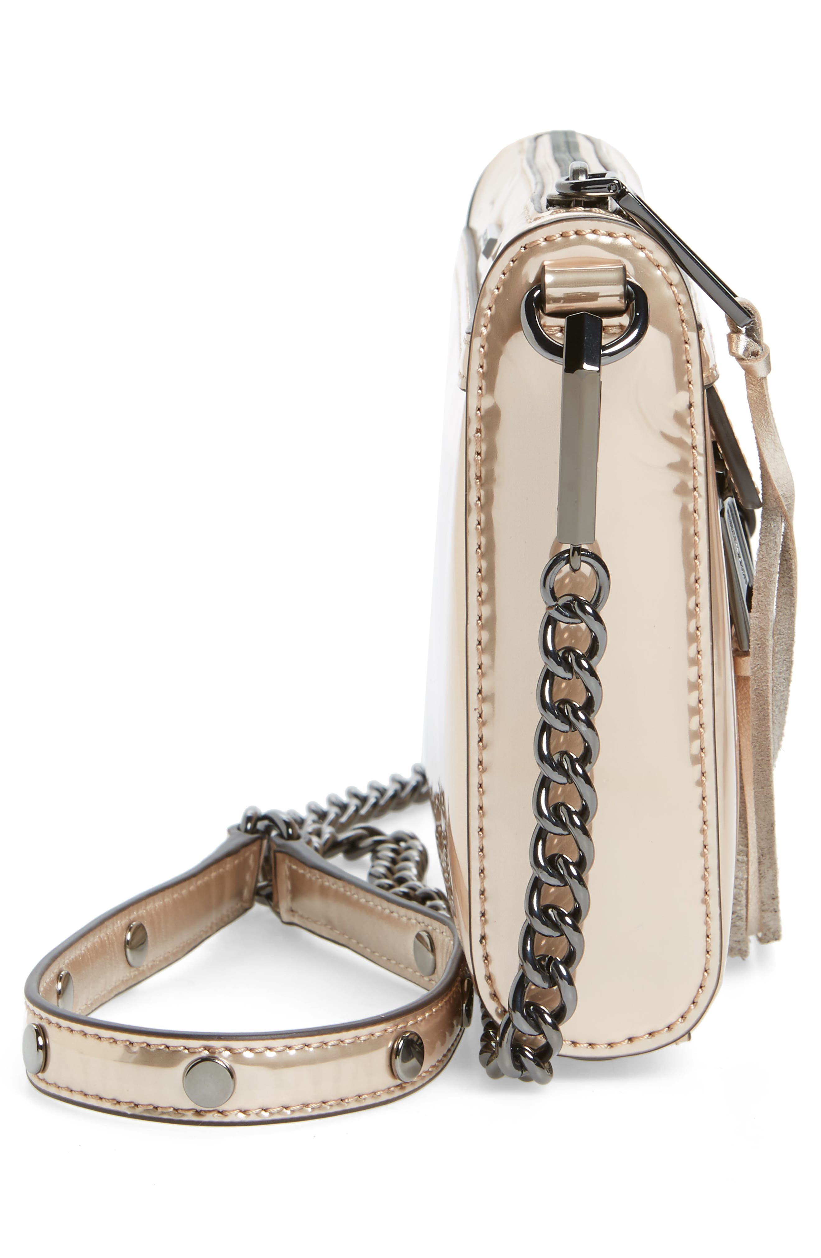 Alternate Image 5  - Rebecca Minkoff Mini MAC Convertible Crossbody Bag