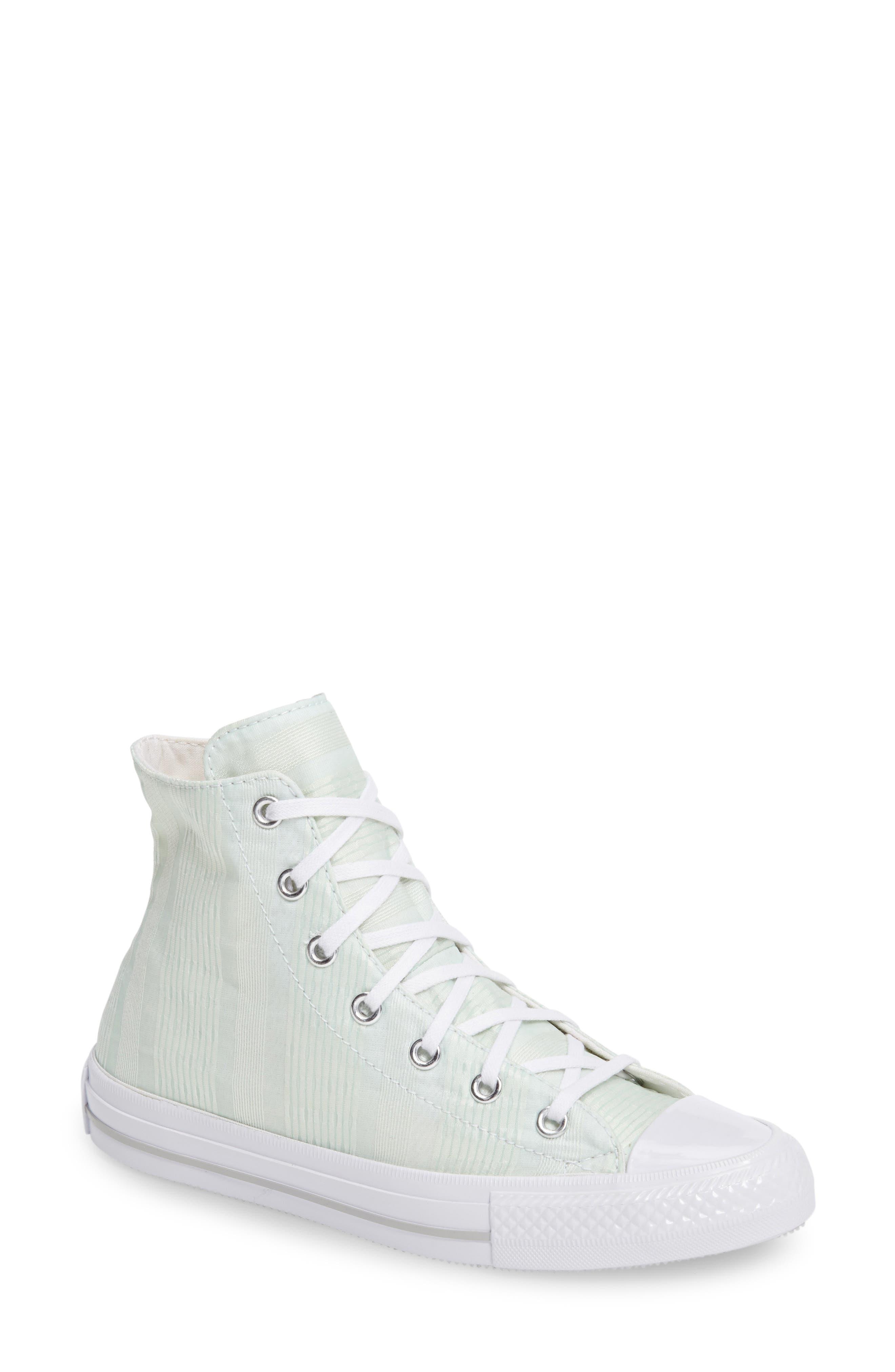 Alternate Image 1 Selected - Converse Chuck Taylor® All Star® Gemma High Top Sneaker (Women)