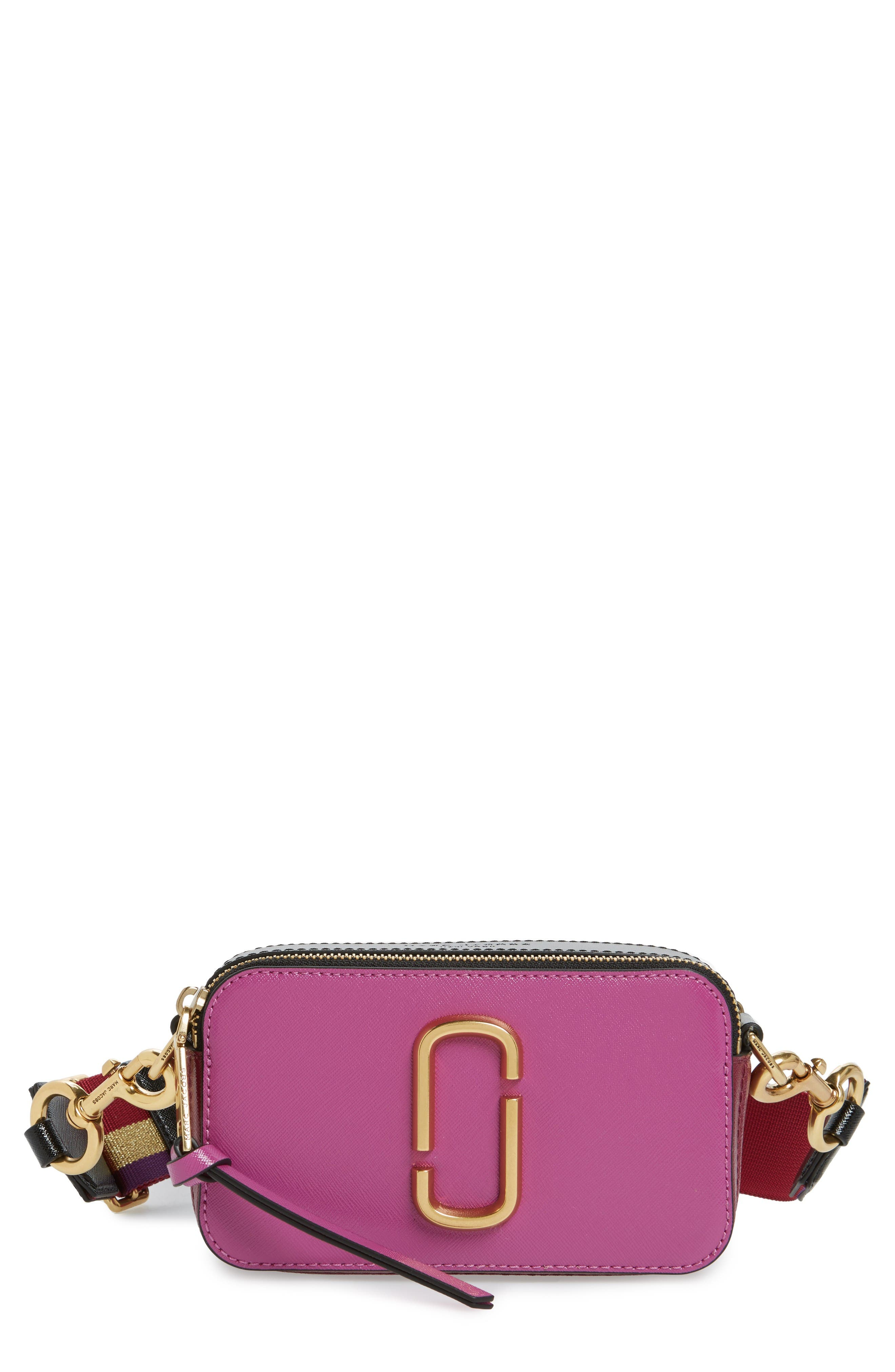 Alternate Image 1 Selected - MARC JACOBS Snapshot Crossbody Bag