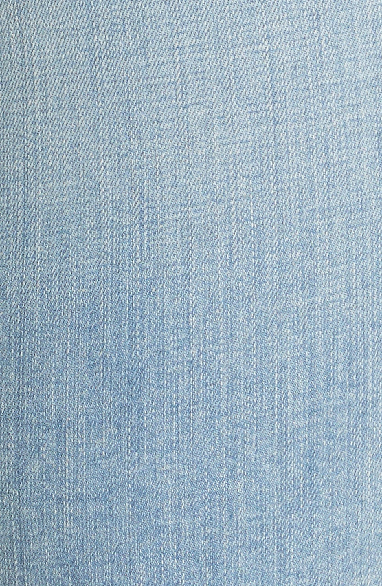 Alternate Image 5  - FRAME 'Le Skinny de Jeanne' Jeans (Antibes)