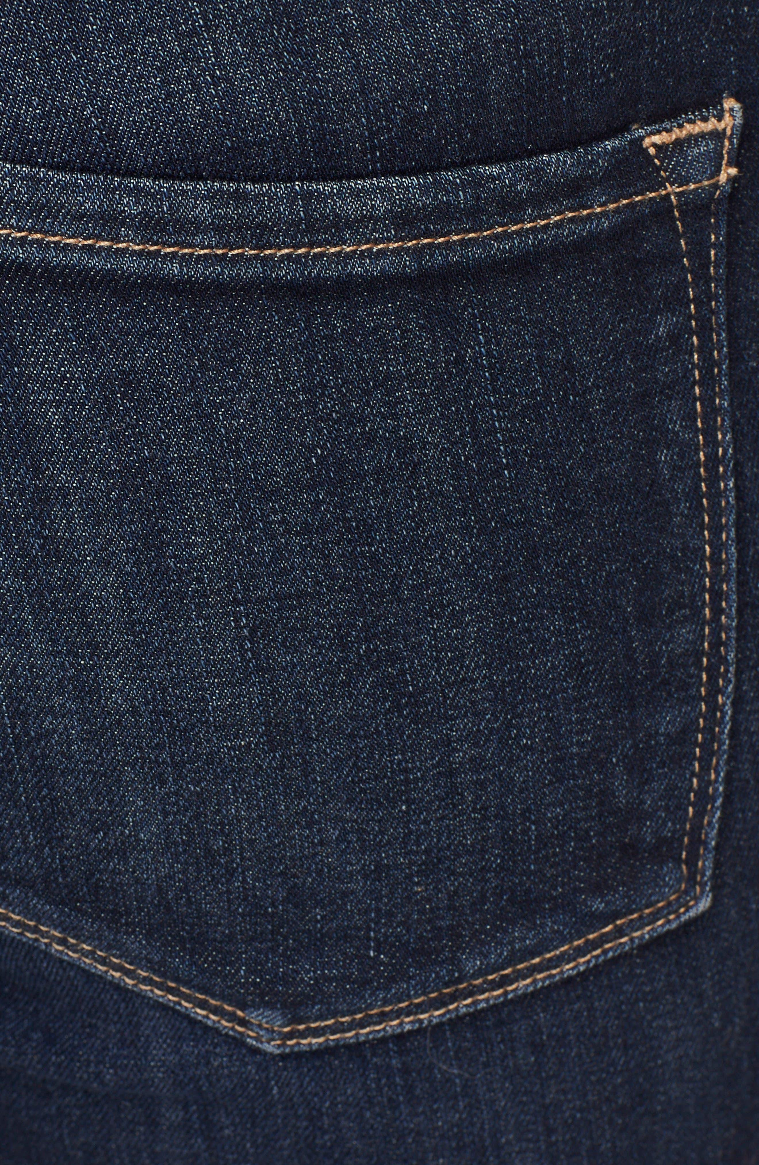 Alternate Image 4  - FRAME 'Le Skinny de Jeanne' Jeans (Queensway)