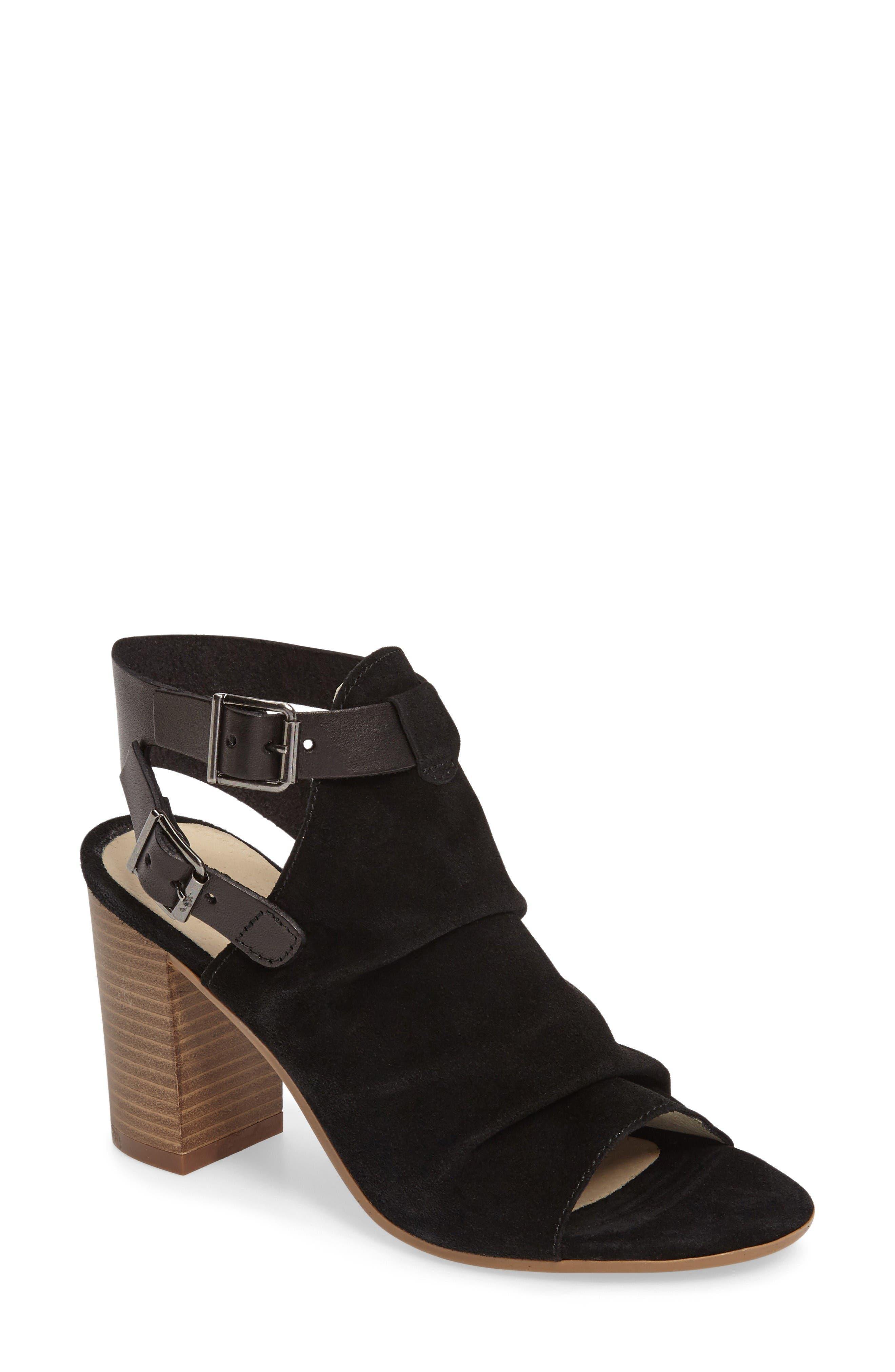 BOS. & CO. Ivy Block Heel Sandal