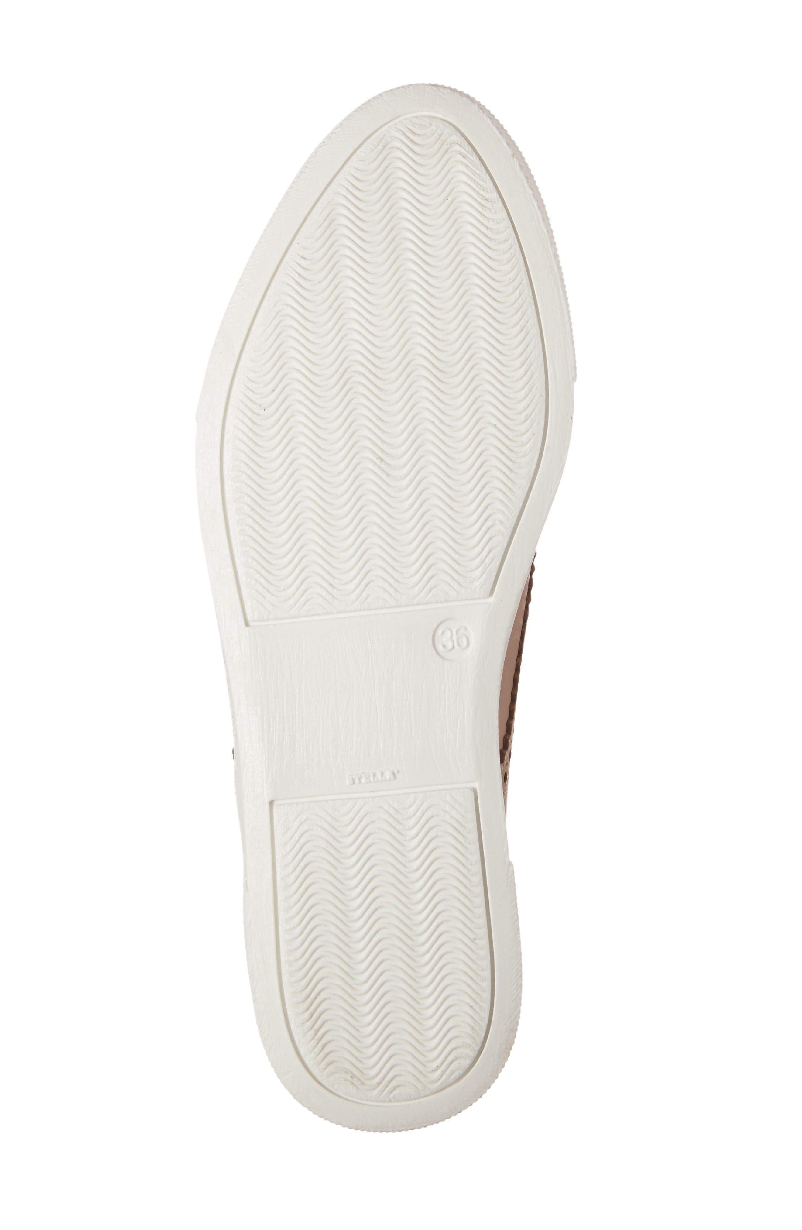 Alternate Image 4  - Shellys London Kimmie Perforated Platform Sneaker (Women)