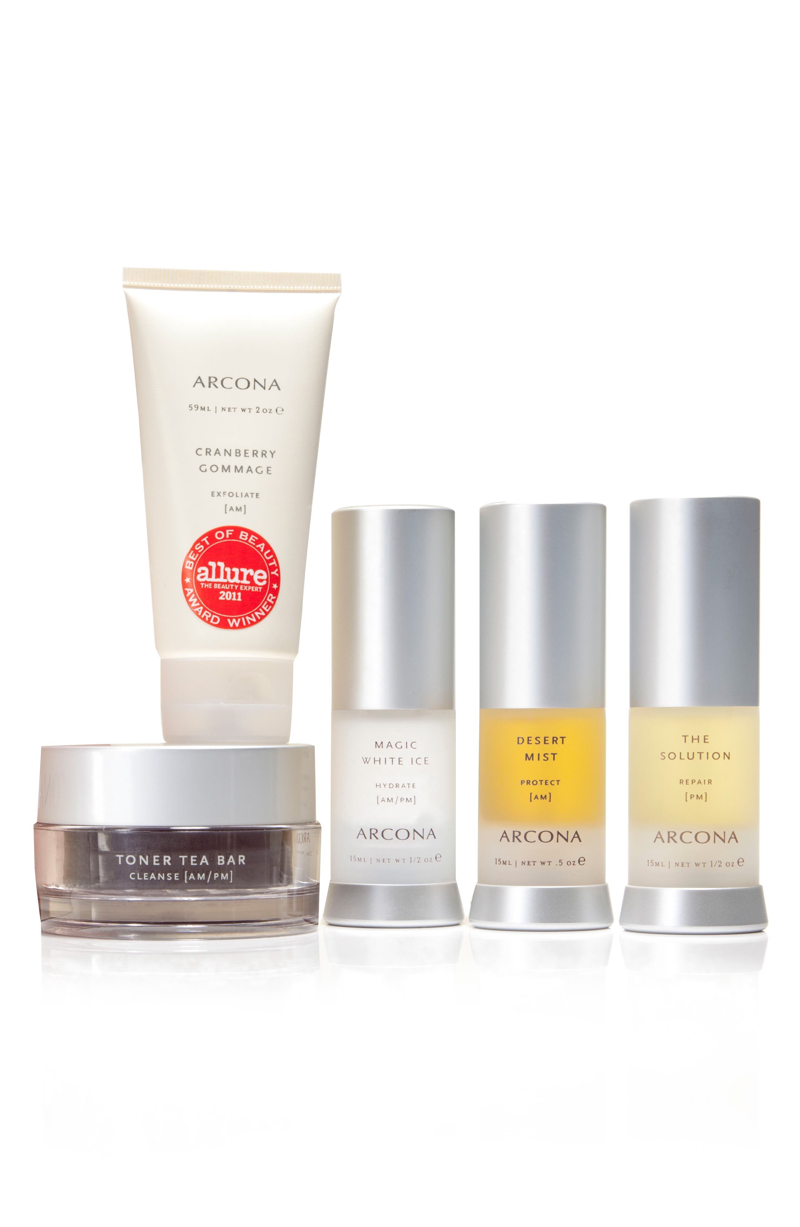 ARCONA Oily Skin Starter Kit