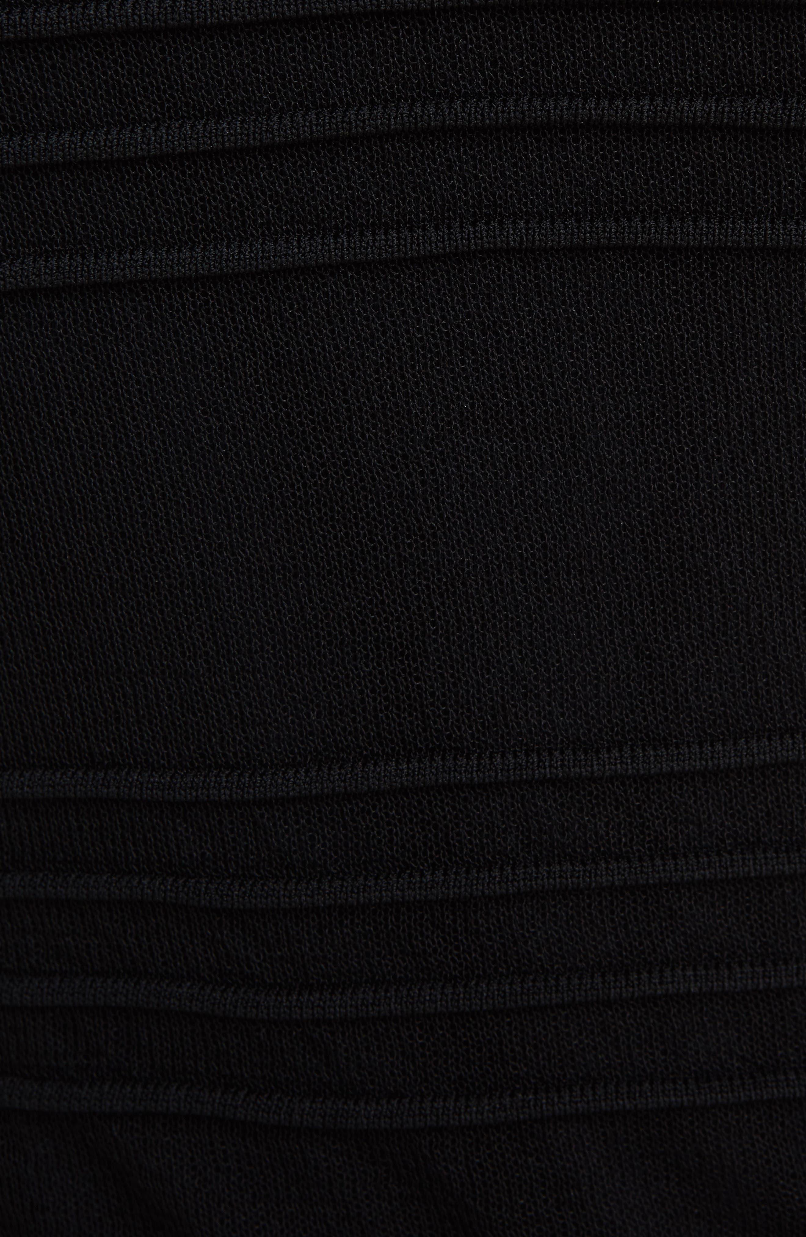 Alternate Image 5  - Carven Pintuck Knit Dress