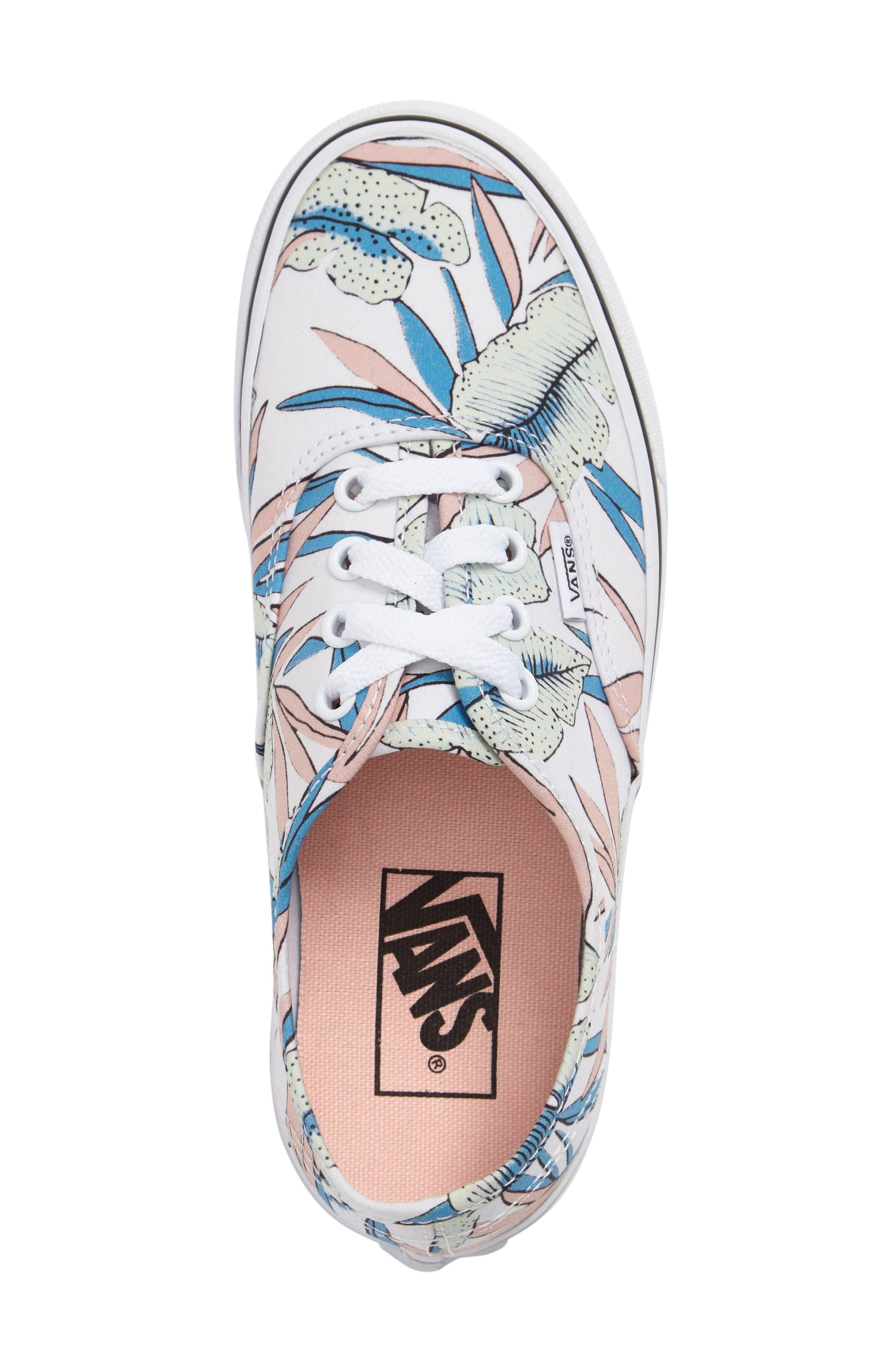 Alternate Image 3  - Vans 'Authentic' Canvas Sneaker (Women)