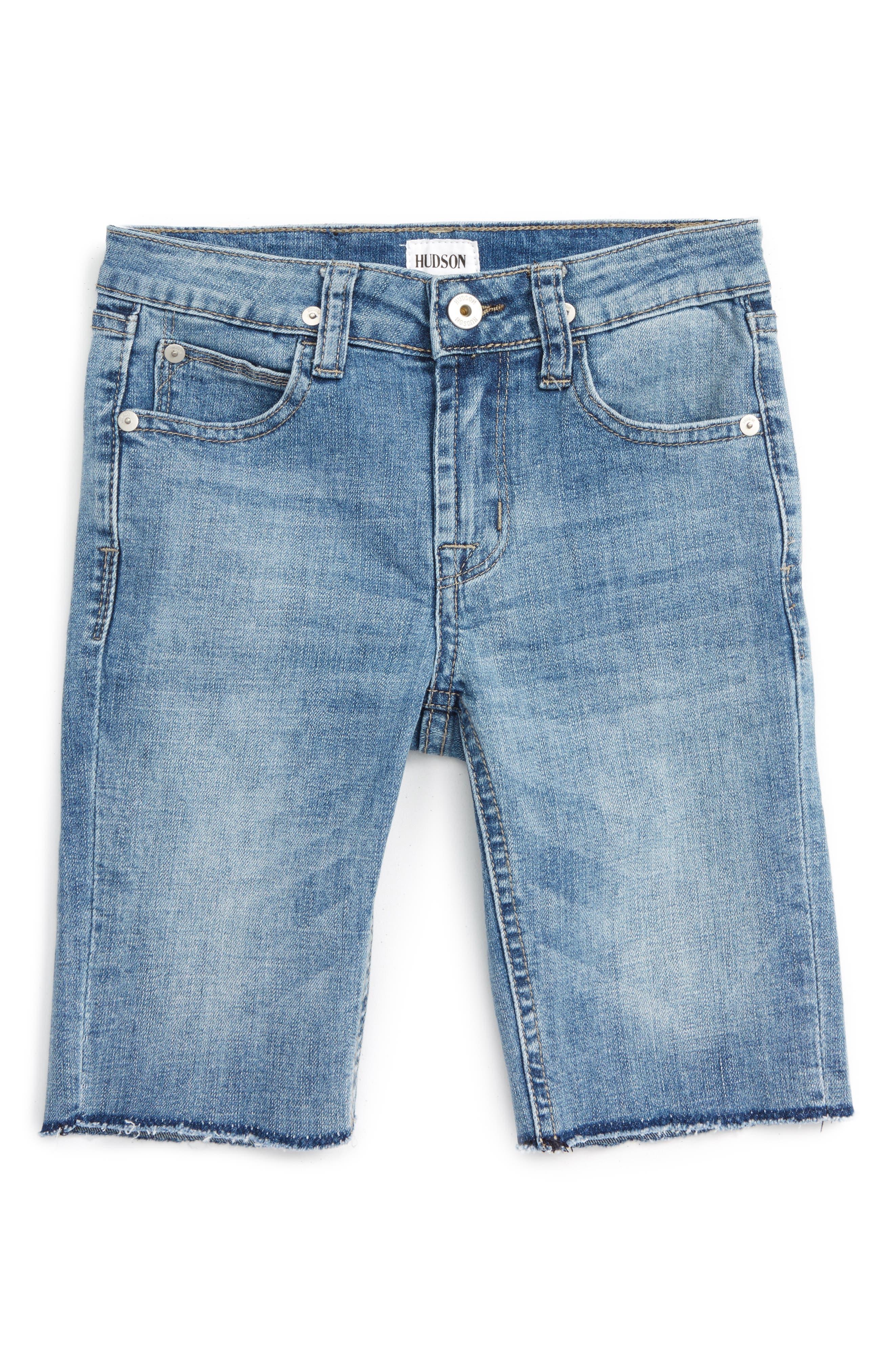 Hudson Kids Hess Cutoff Shorts (Toddler Boys & Little Boys)