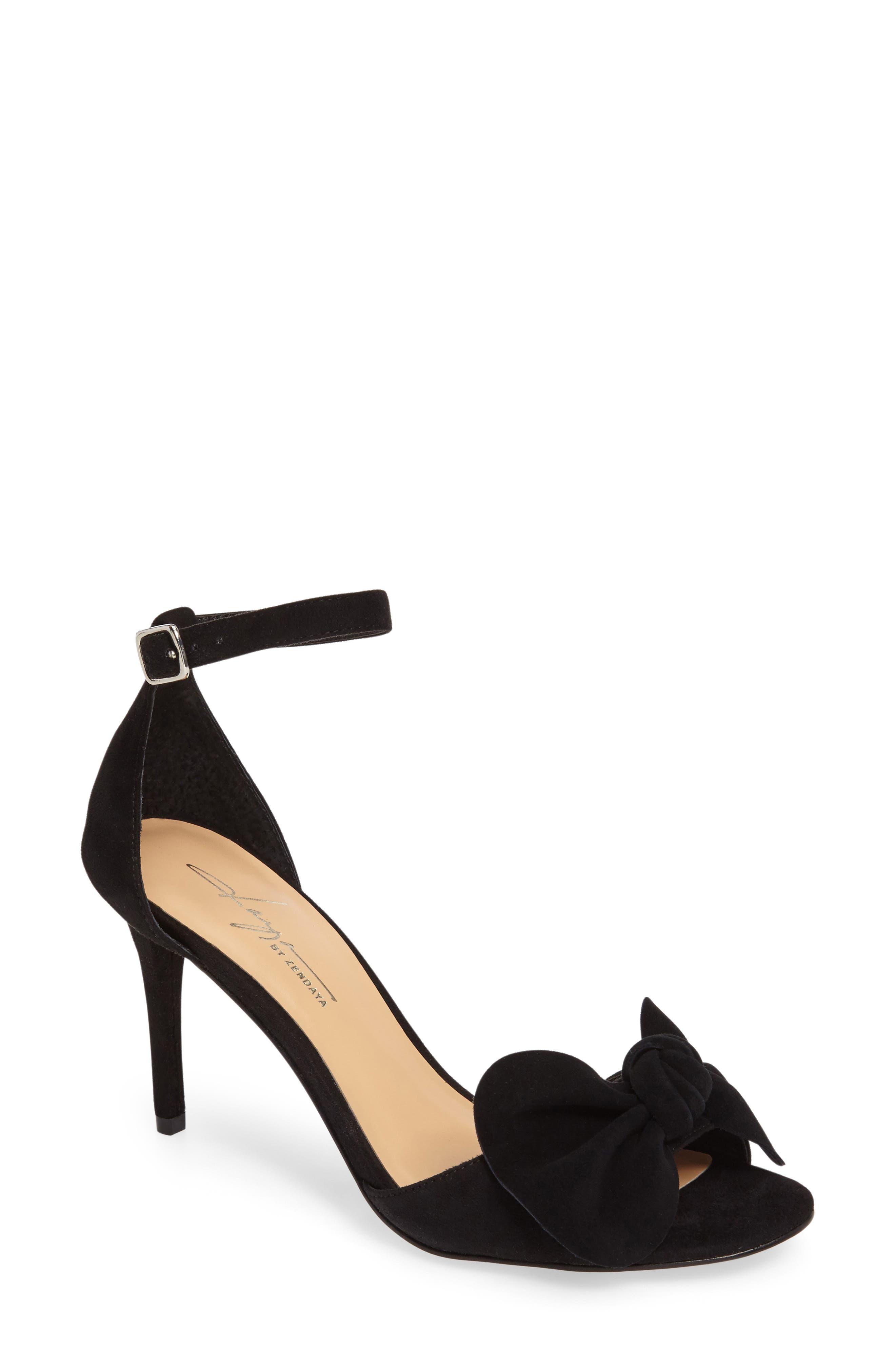 Main Image - Daya by Zendaya Simms Ankle Strap Sandal (Women)
