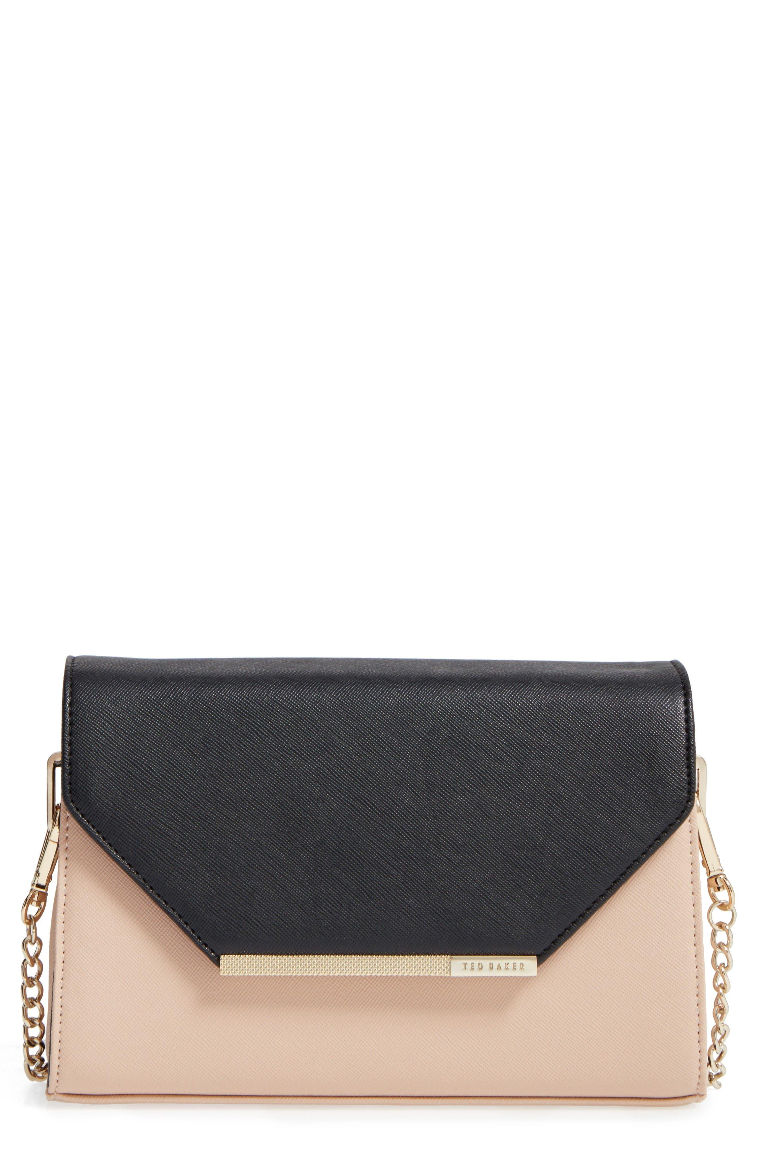 Main Image - Ted Baker London Envelope Crossbody Bag