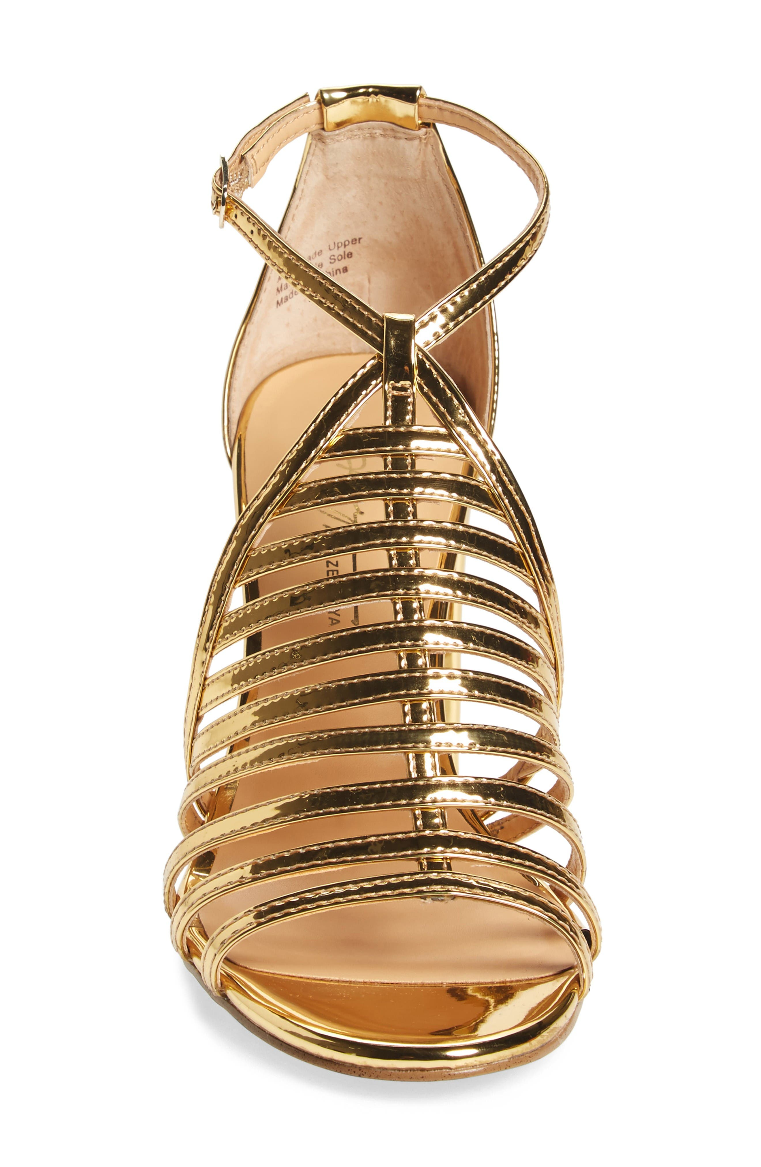 Alternate Image 3  - Daya by Zendaya Soda Block Heel Sandal (Women)