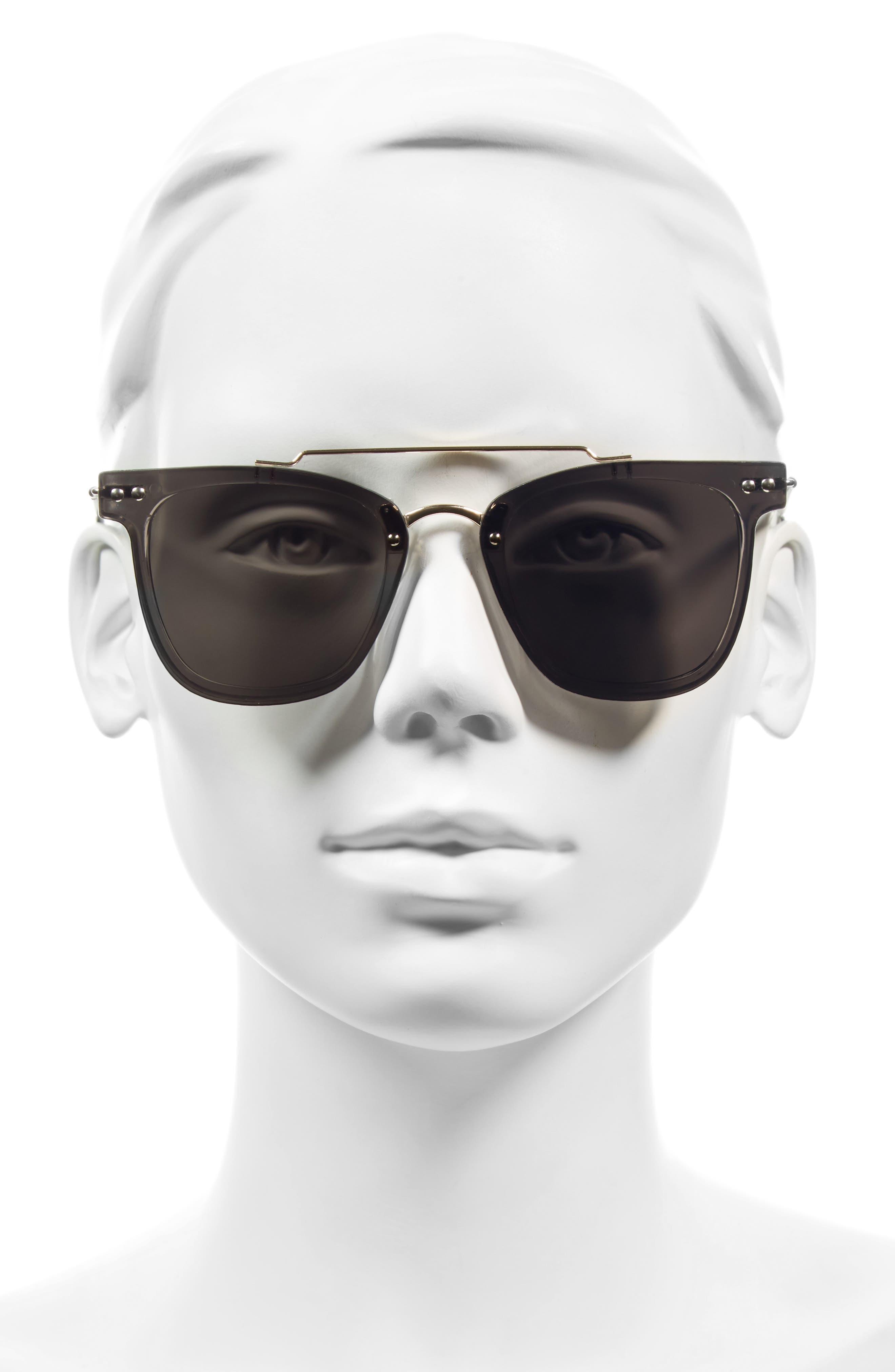 Alternate Image 2  - Spitfire FTL 2 54mm Flat Frame Sunglasses