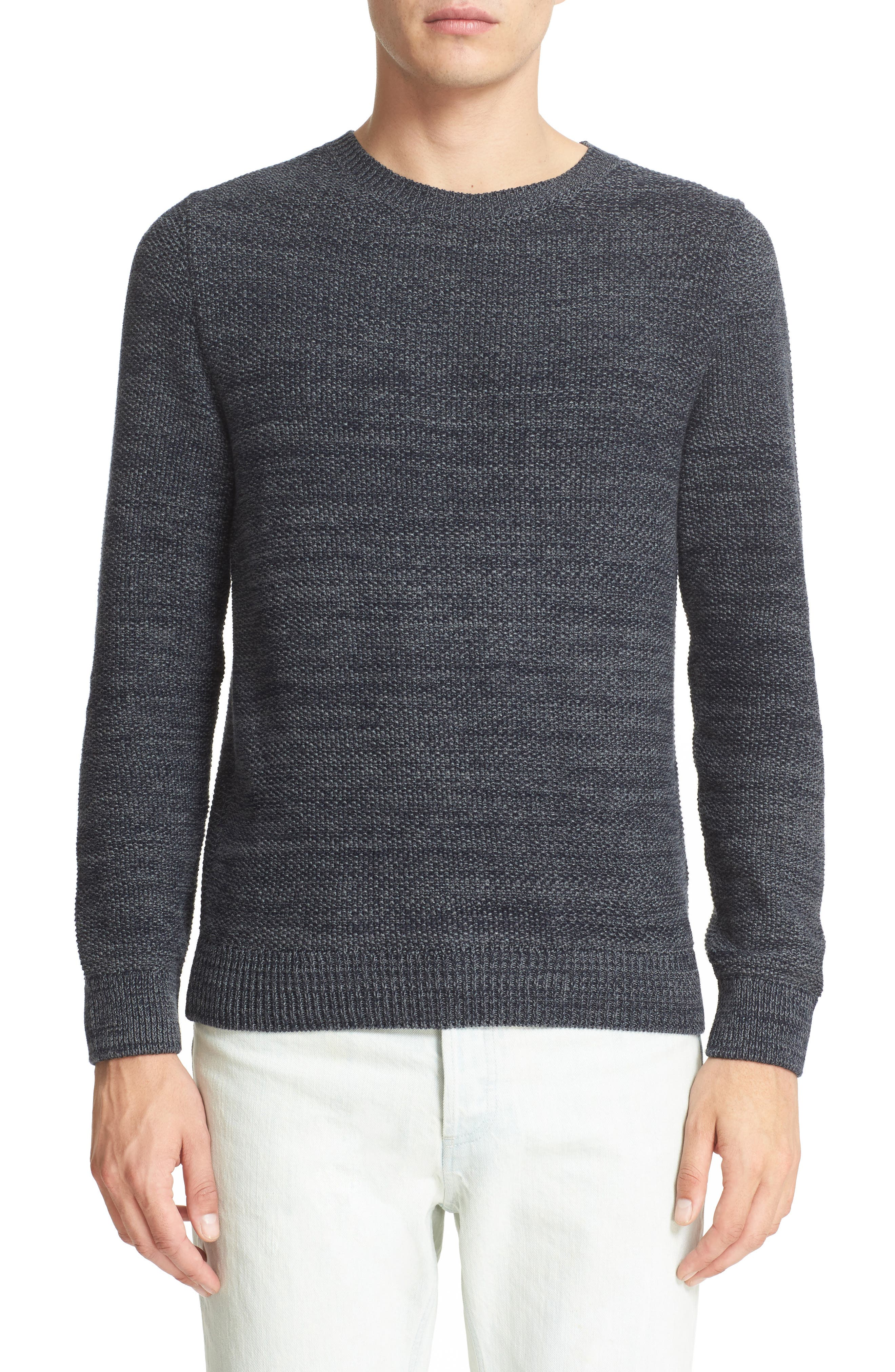A.P.C. Murrow Cotton Crewneck Sweater