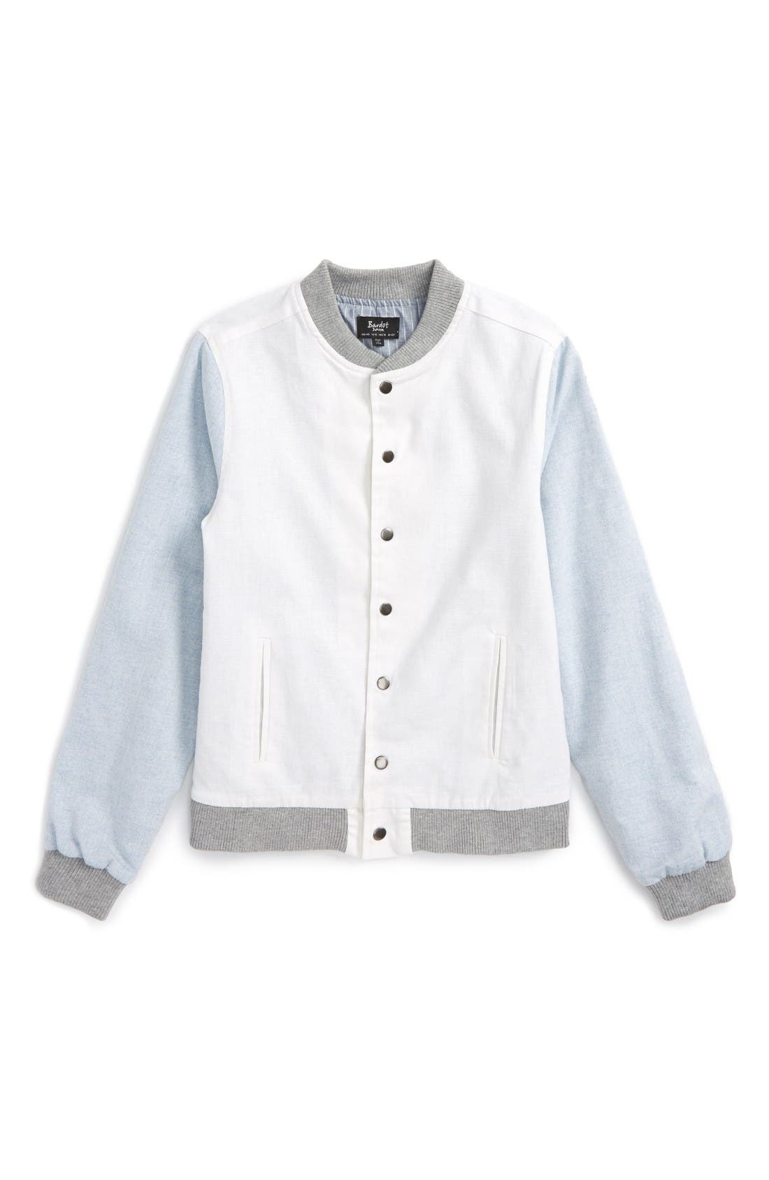 BARDOT JUNIOR Orlando Varsity Jacket