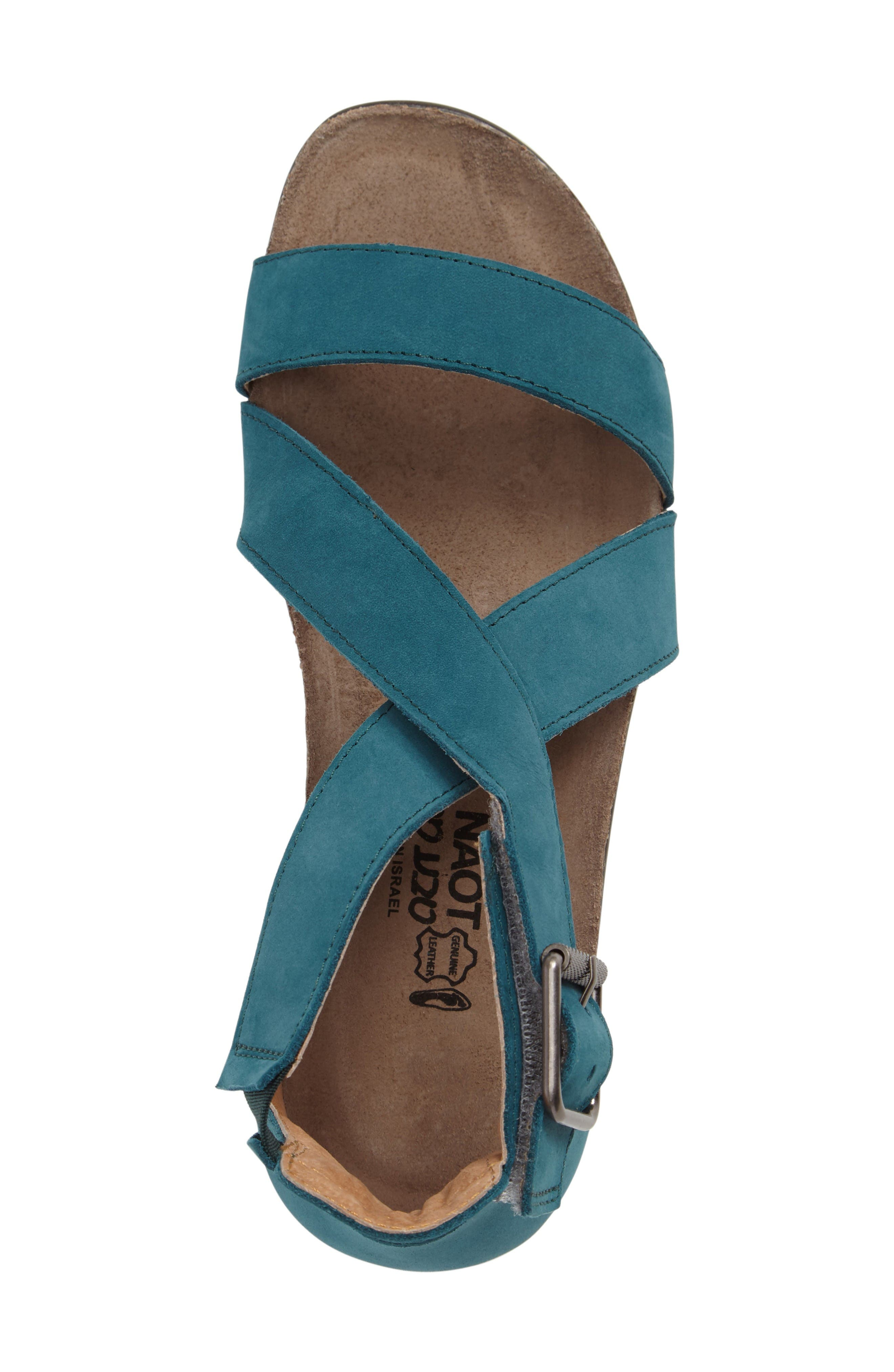 Alternate Image 3  - Naot Rianna Crisscross Sandal (Women)