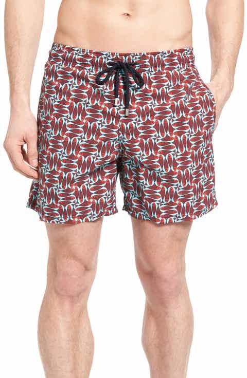 Swimwear vilebrequin clothing nordstrom for Fishing swim trunks