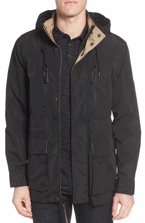 Marc New York by Andrew Marc Hooded Field Jacket