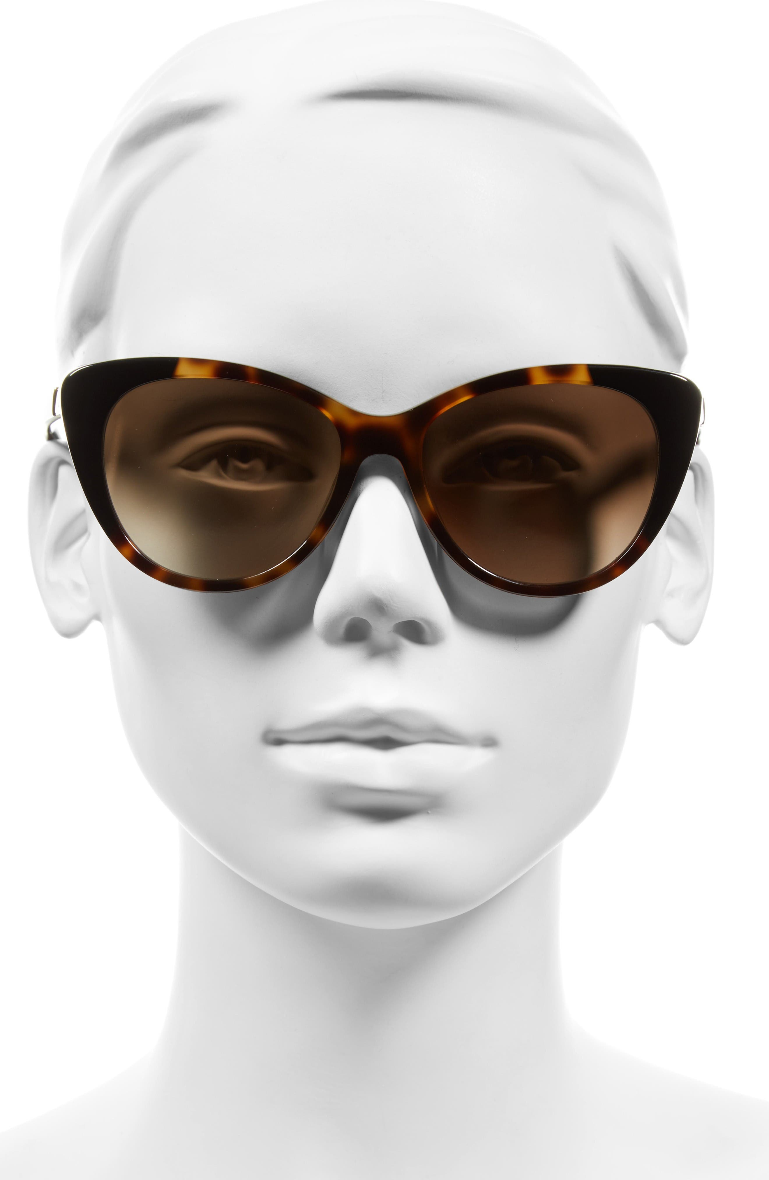 Alternate Image 2  - kate spade new york sherylyn 54mm Sunglasses