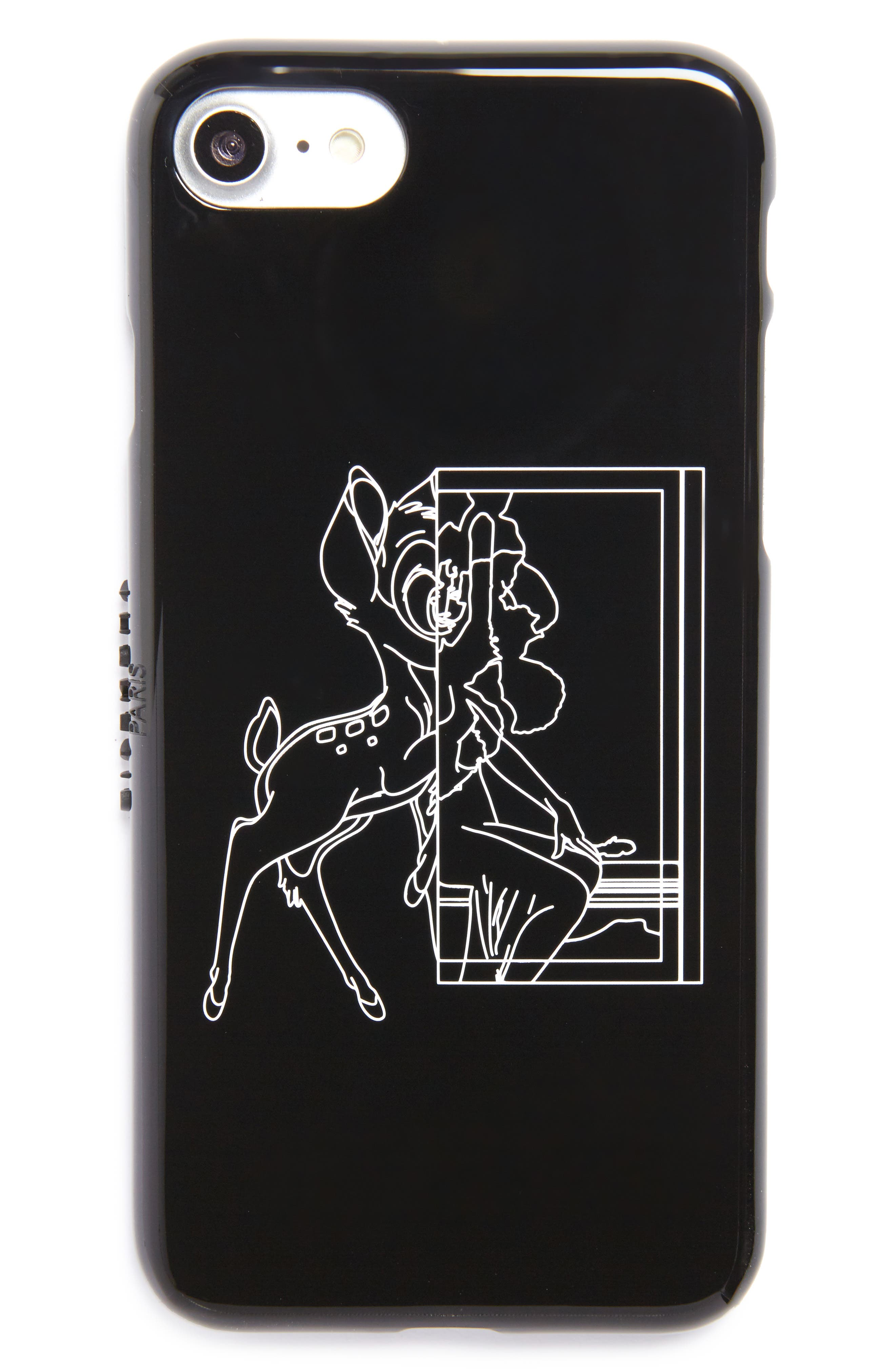 Main Image - Givenchy x Disney Bambi® Tech iPhone 7 Case