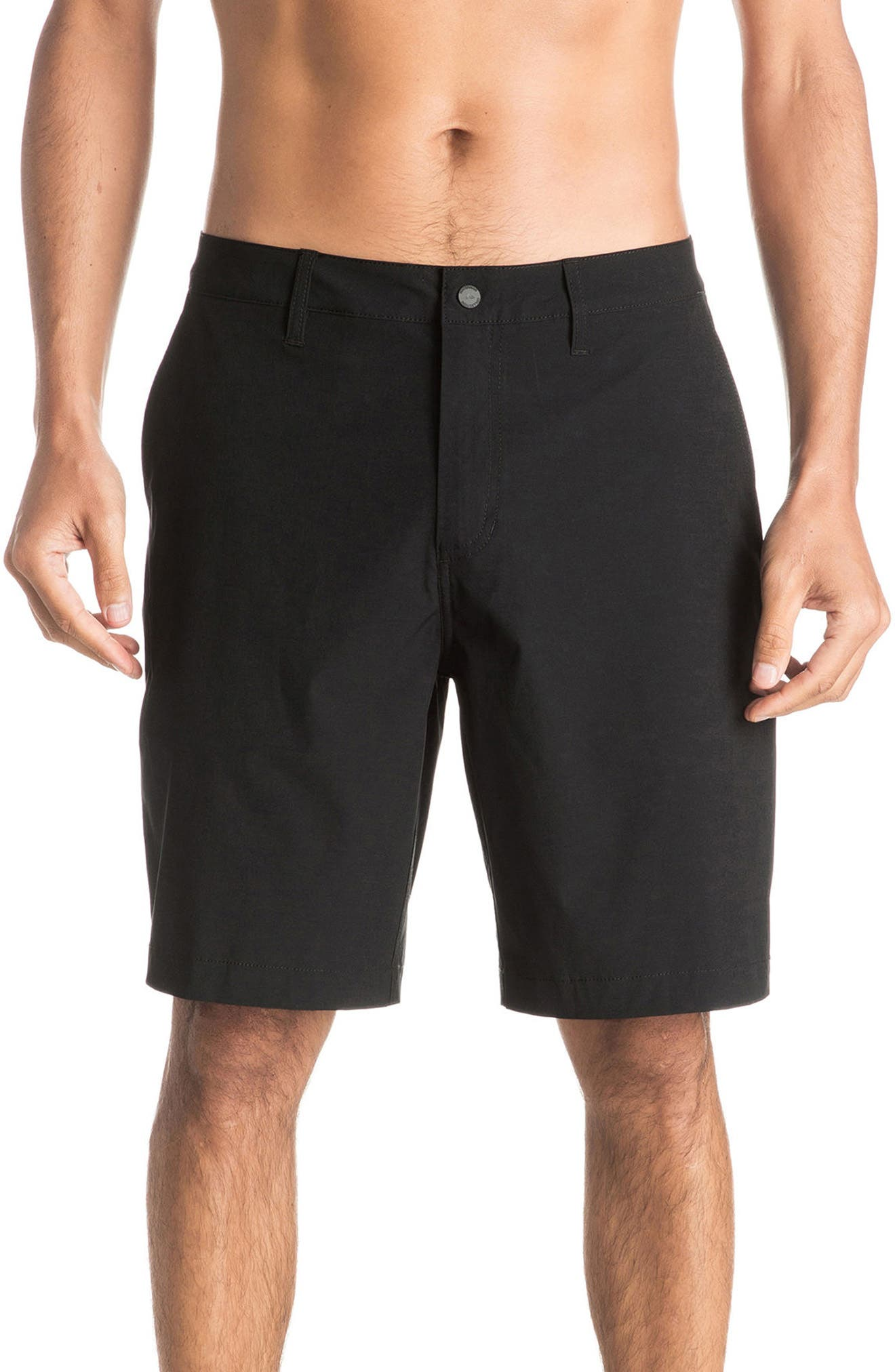 Quiksilver Waterman Collection Striker 3 Amphibian Hybrid Shorts