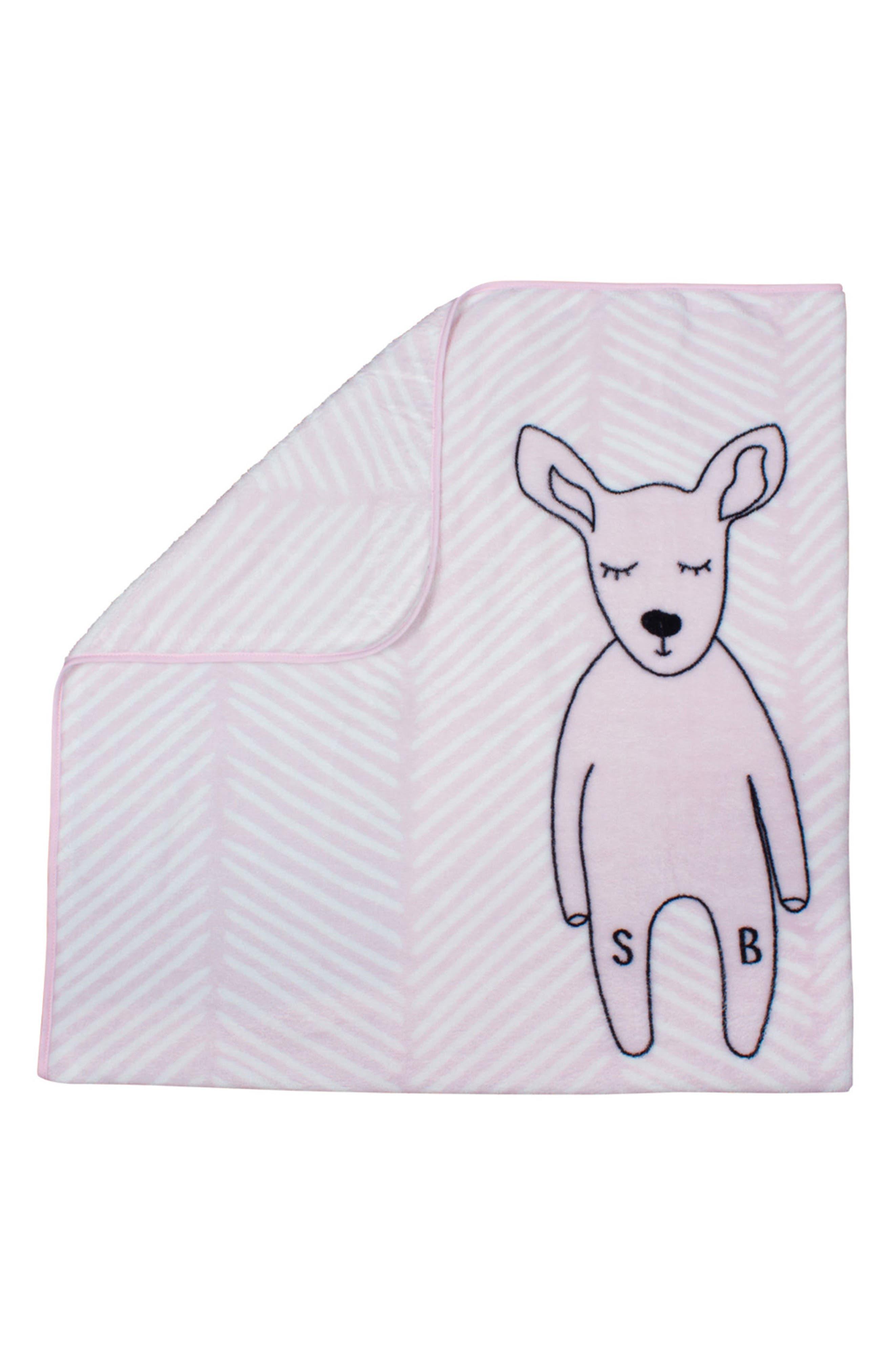 SOOKIbaby Oh Deer Character Blanket