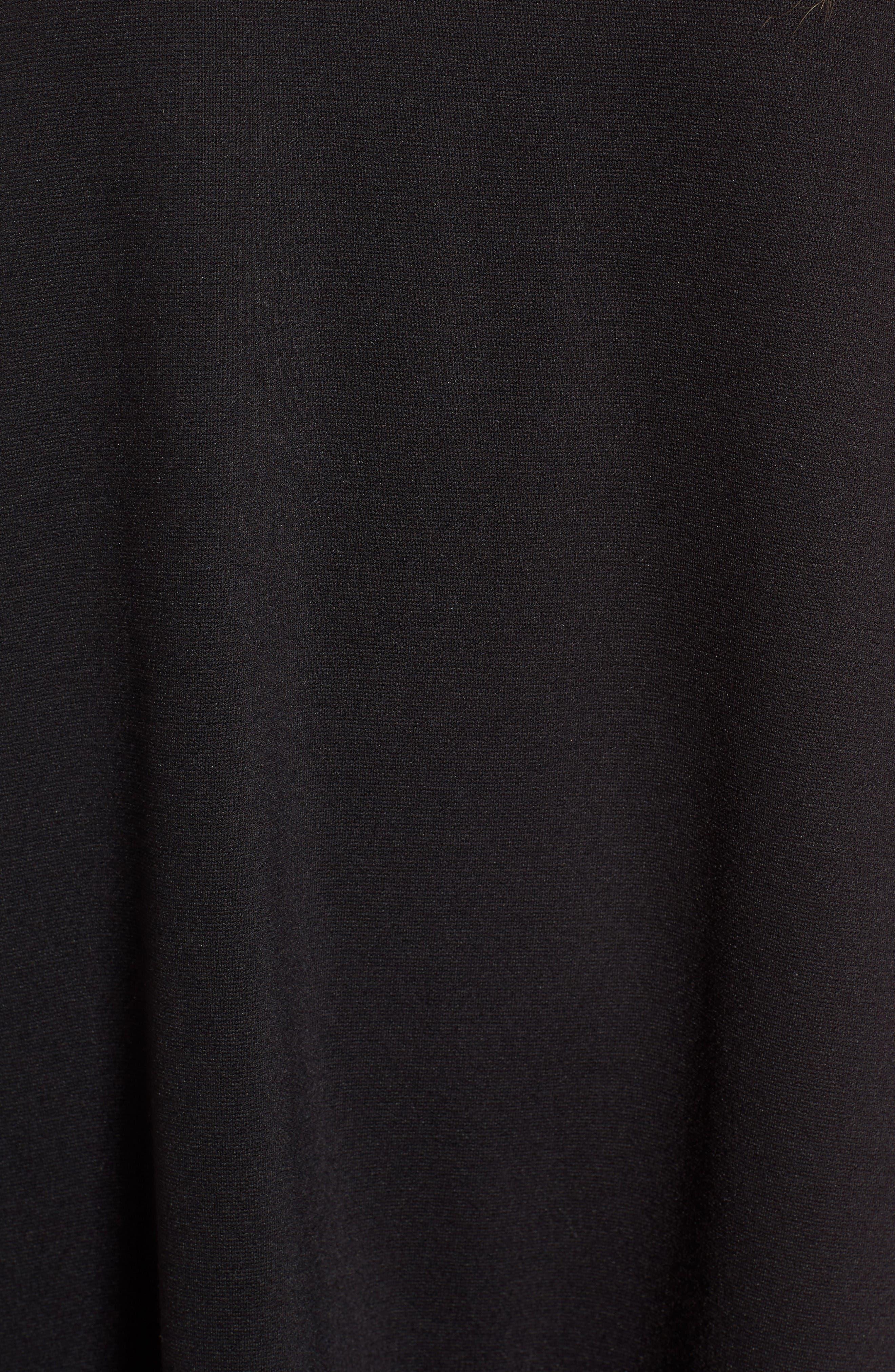 Alternate Image 5  - Leith Flounce Midi Dress