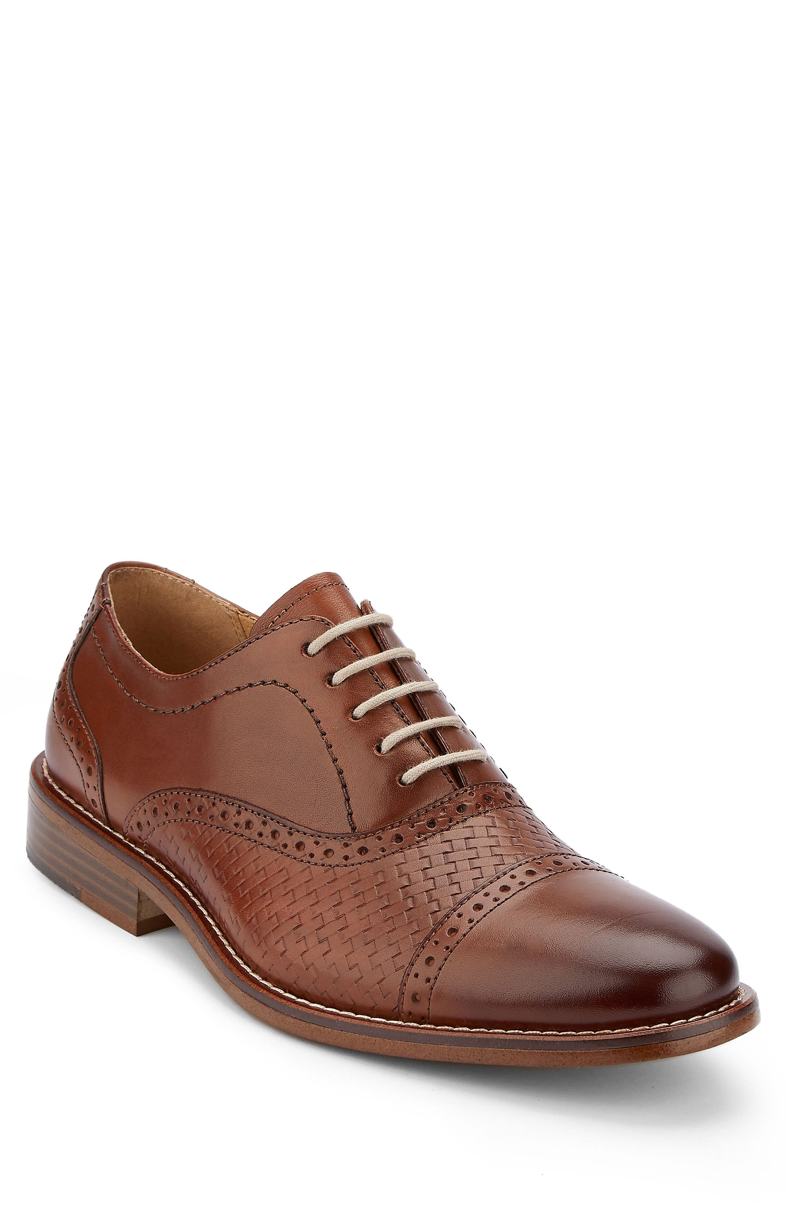 G.H. Bass & Co. Cole Cap Toe Oxford (Men)