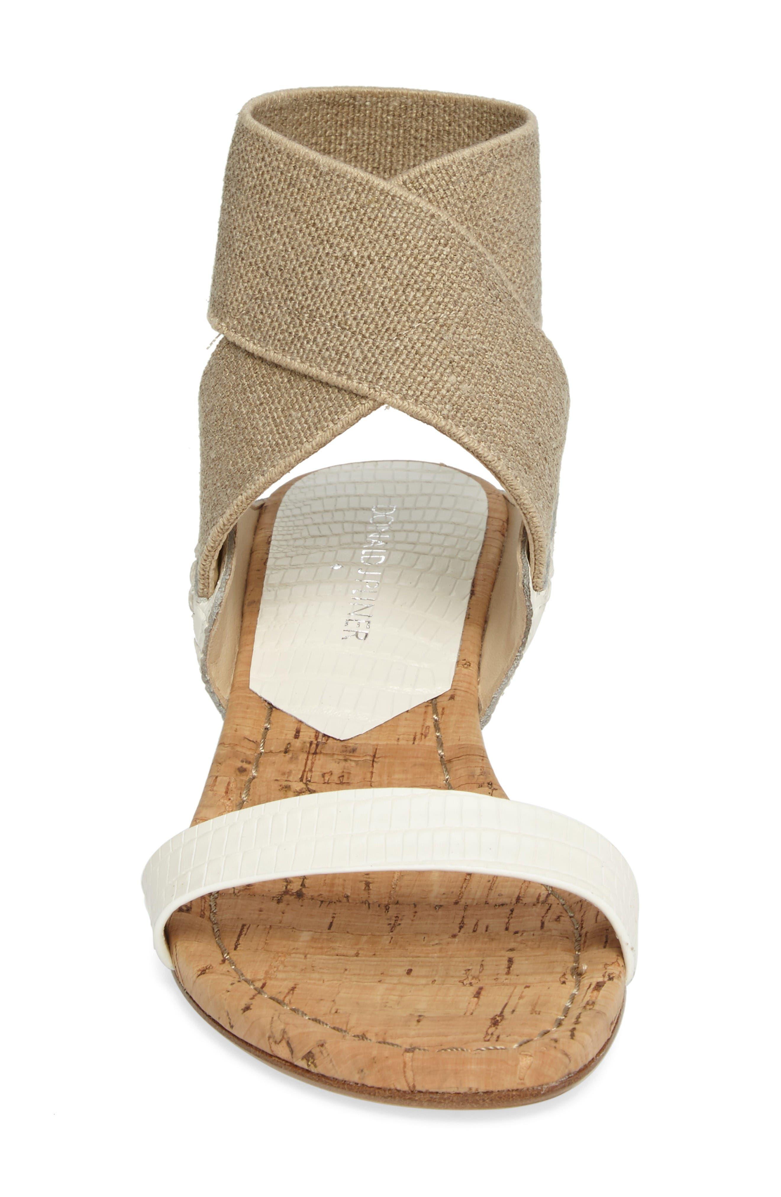 Alternate Image 4  - Donald J Pliner Eeva Wedge Sandal (Women)