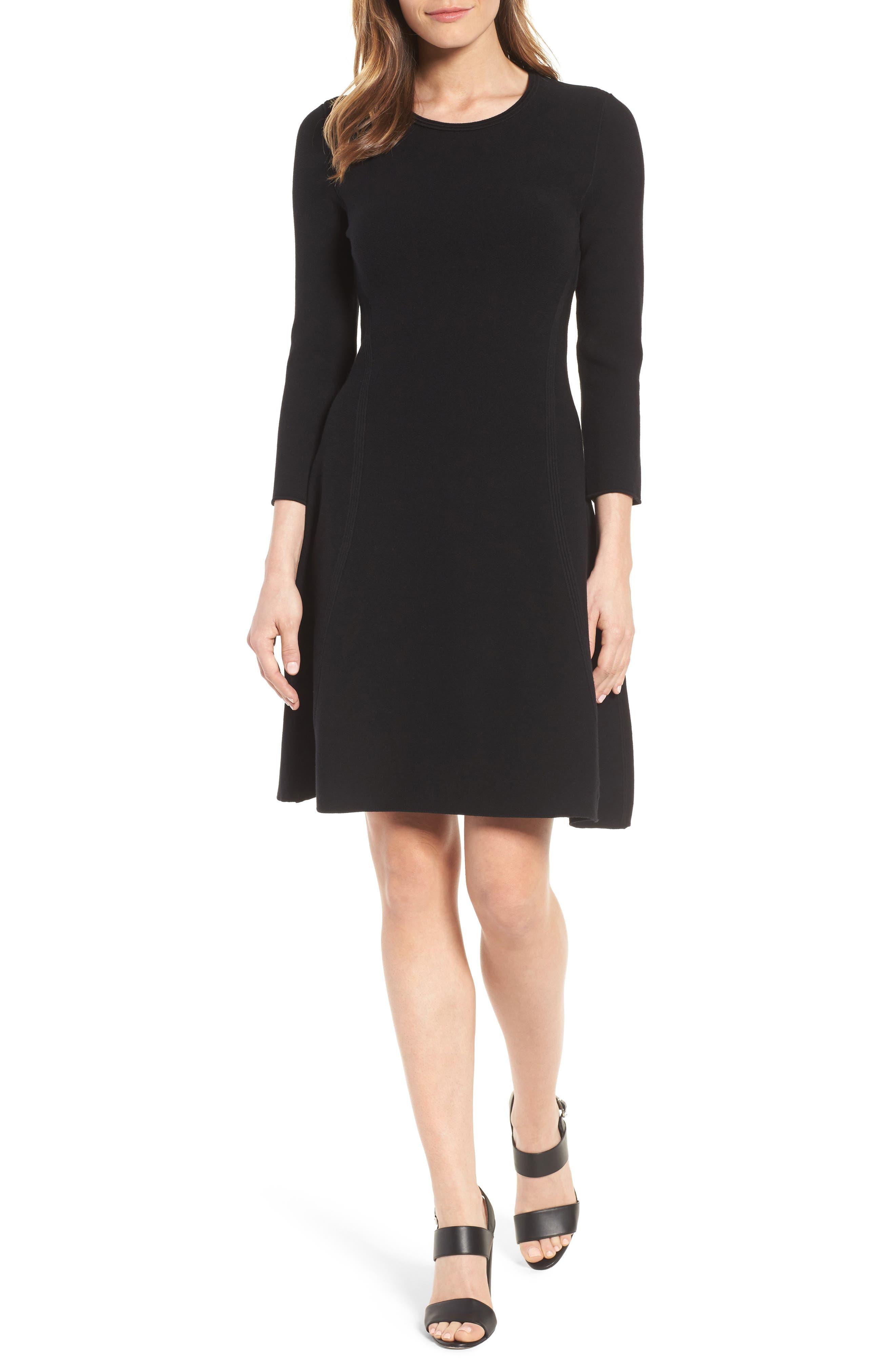BOSS Francesca Knit Dress
