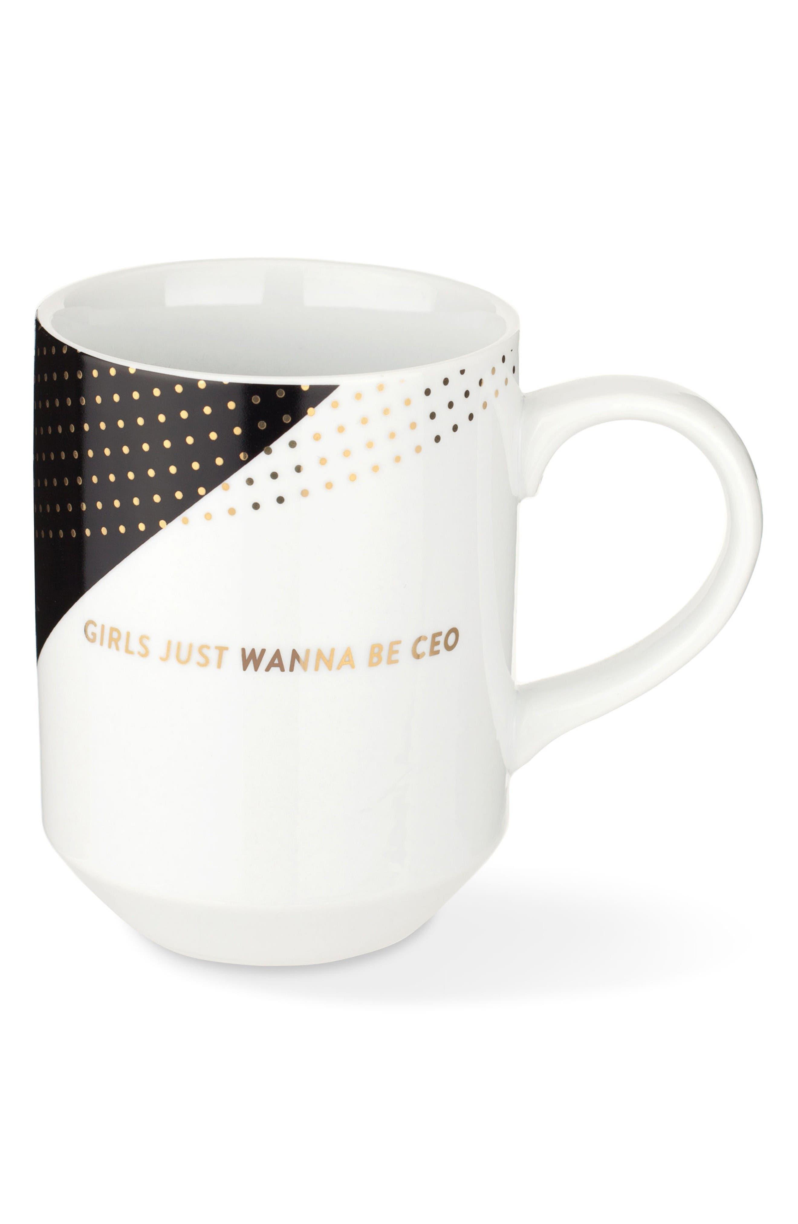 Fringe Studio Girls Just Wanna Be CEO Mug
