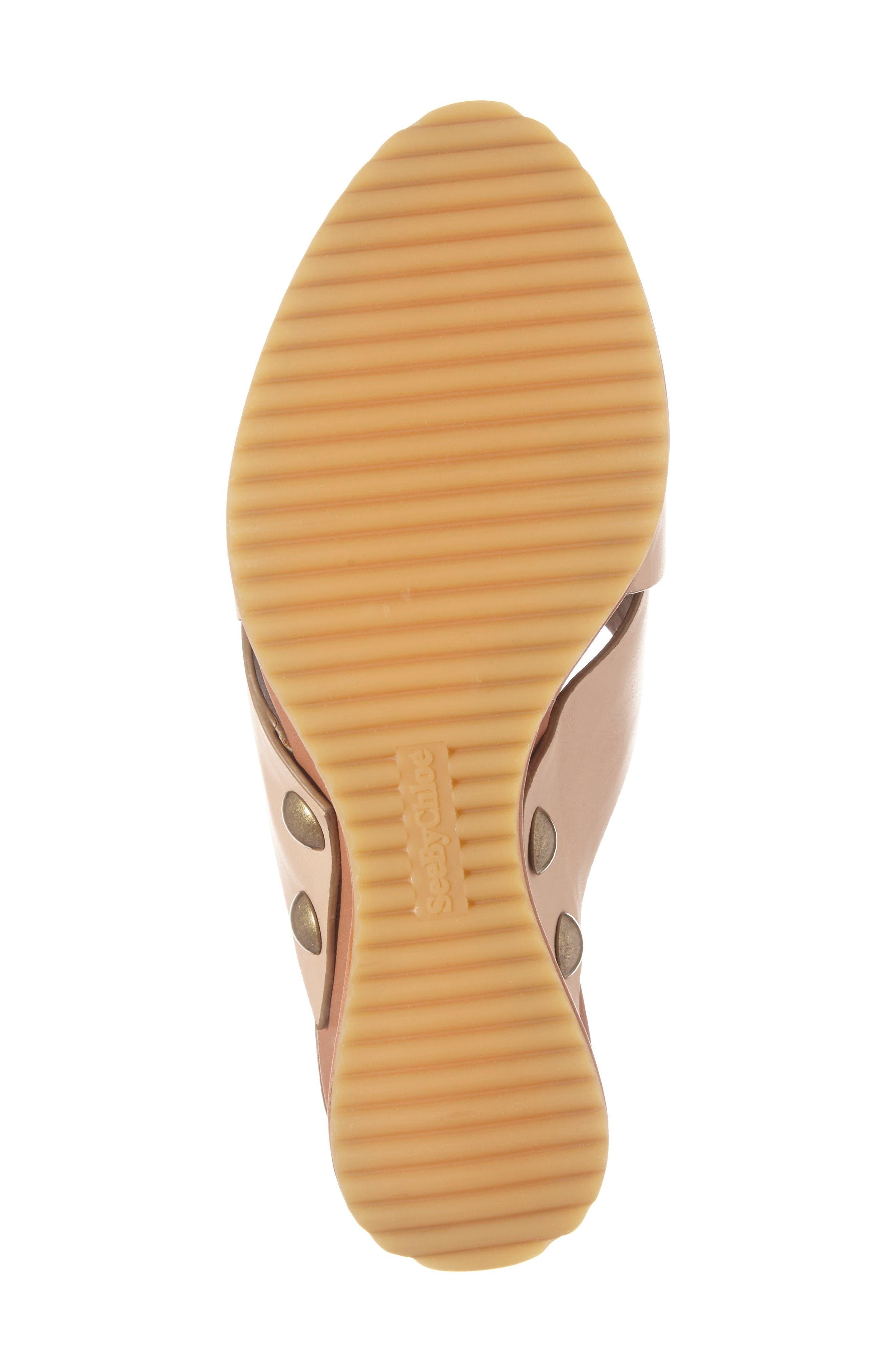Alternate Image 6  - See by Chloé Maya Platform Sandal (Women)