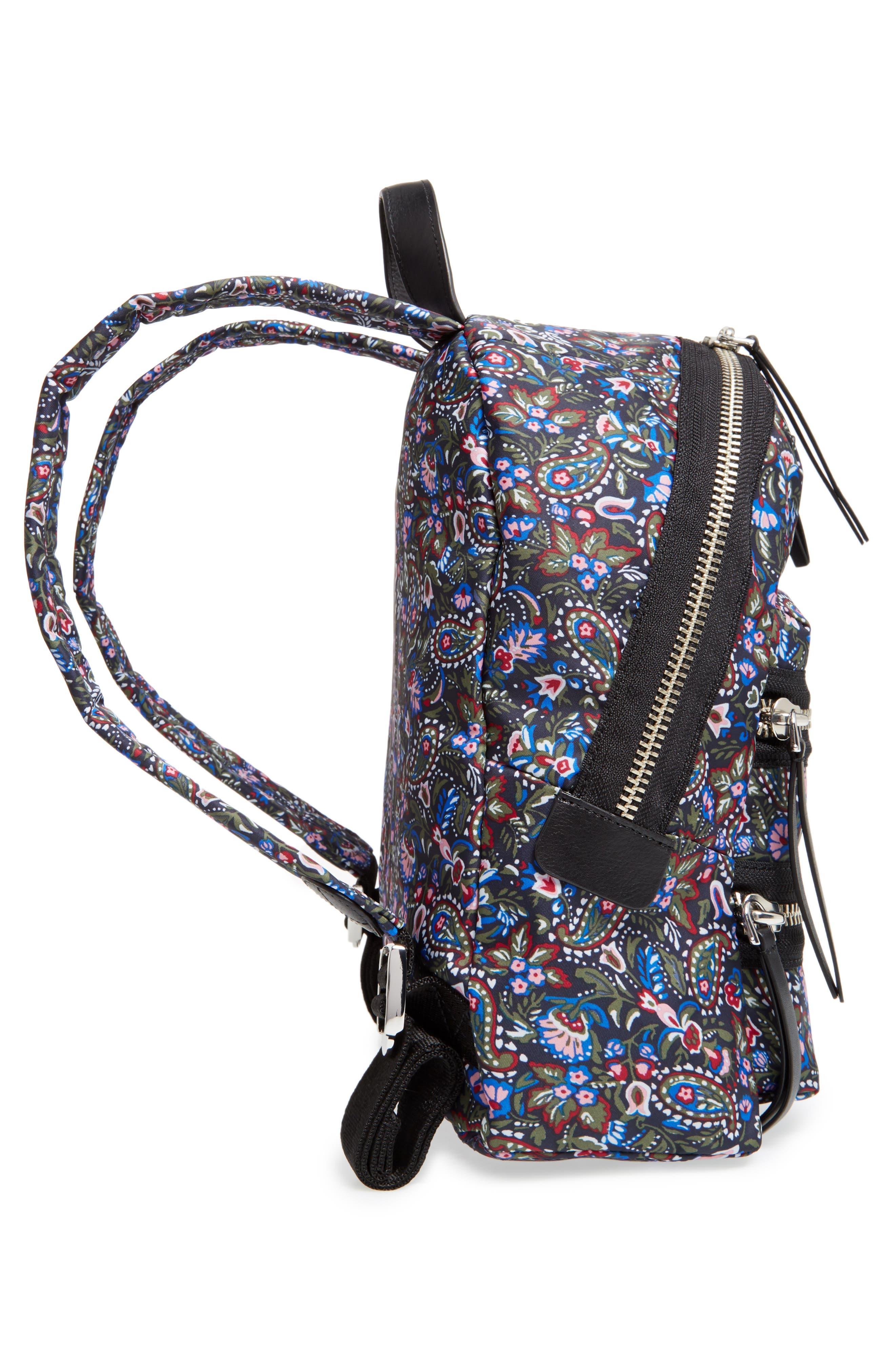 Alternate Image 5  - MARC JACOBS Mini Biker - Garden Party Backpack