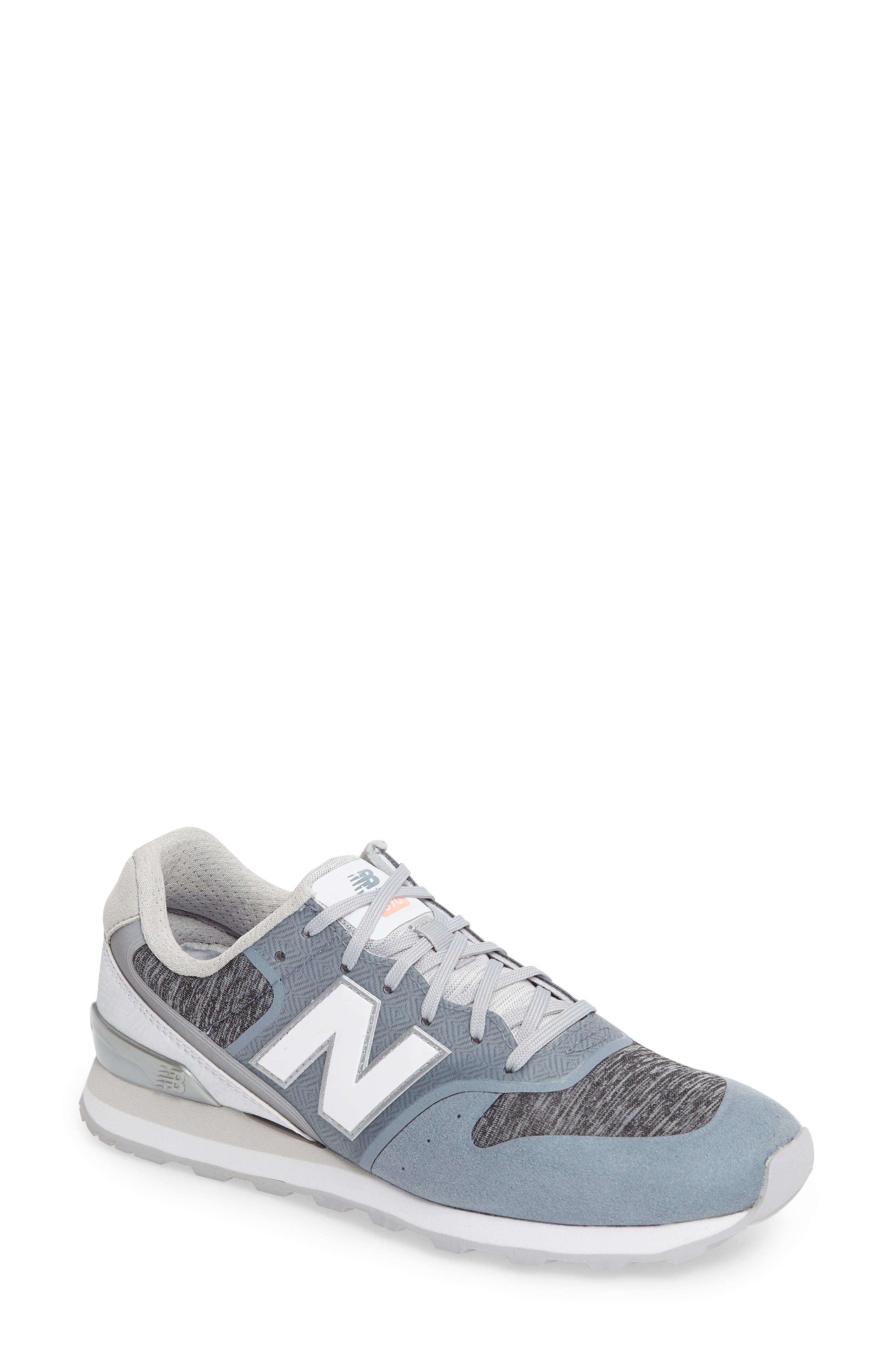 Alternate Image 1 Selected - New Balance 696 Re-Engineered Sneaker (Women)