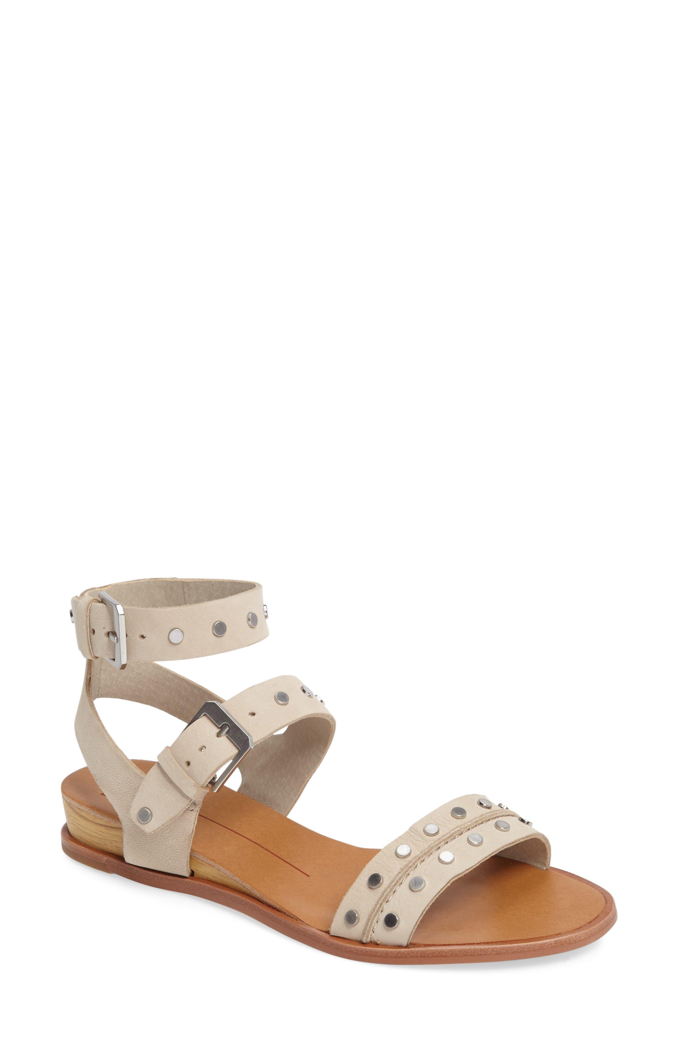 Dolce Vita Prim Studded Wedge Sandal (Women)