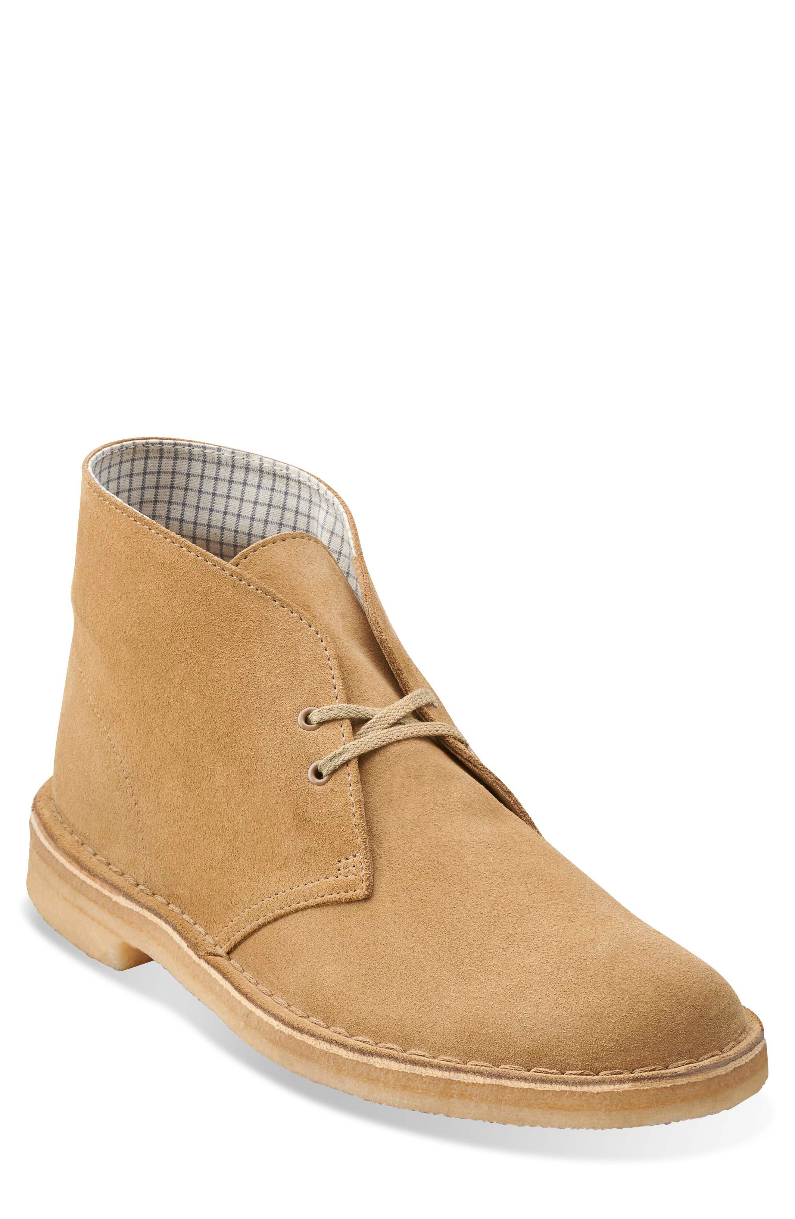 Clarks® Originals 'Desert' Boot (Men)