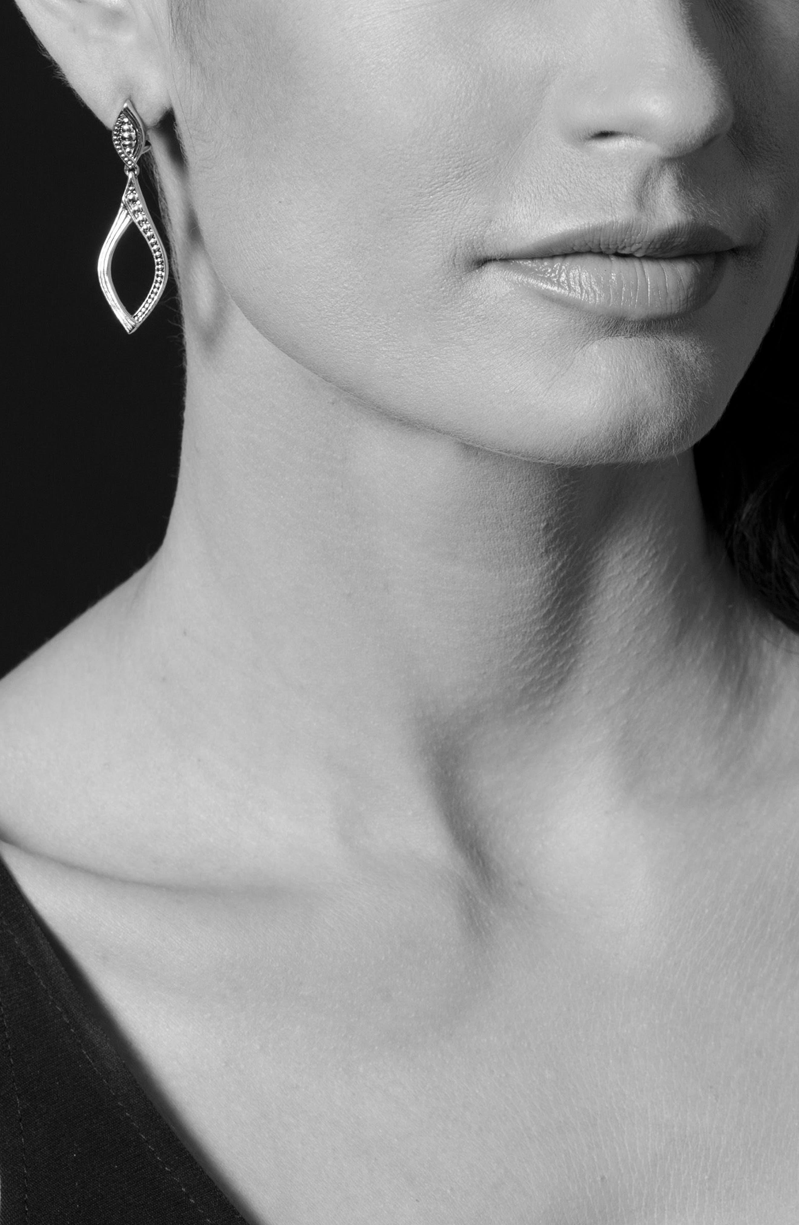 Alternate Image 3  - LAGOS Signature Caviar Drop Earrings