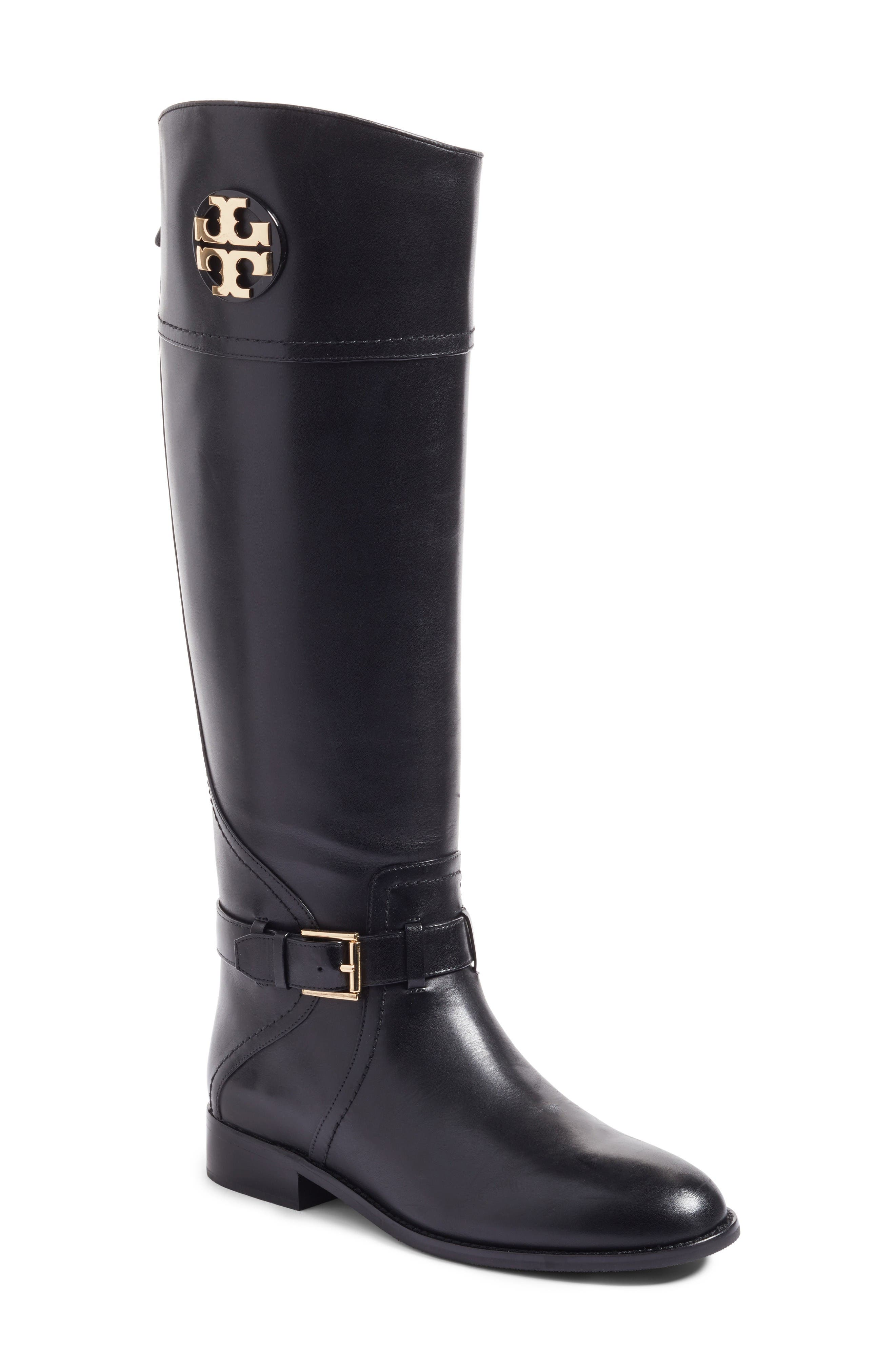 Alternate Image 1 Selected - Tory Burch Adeline Boot (Women) (Regular & Wide Calf)