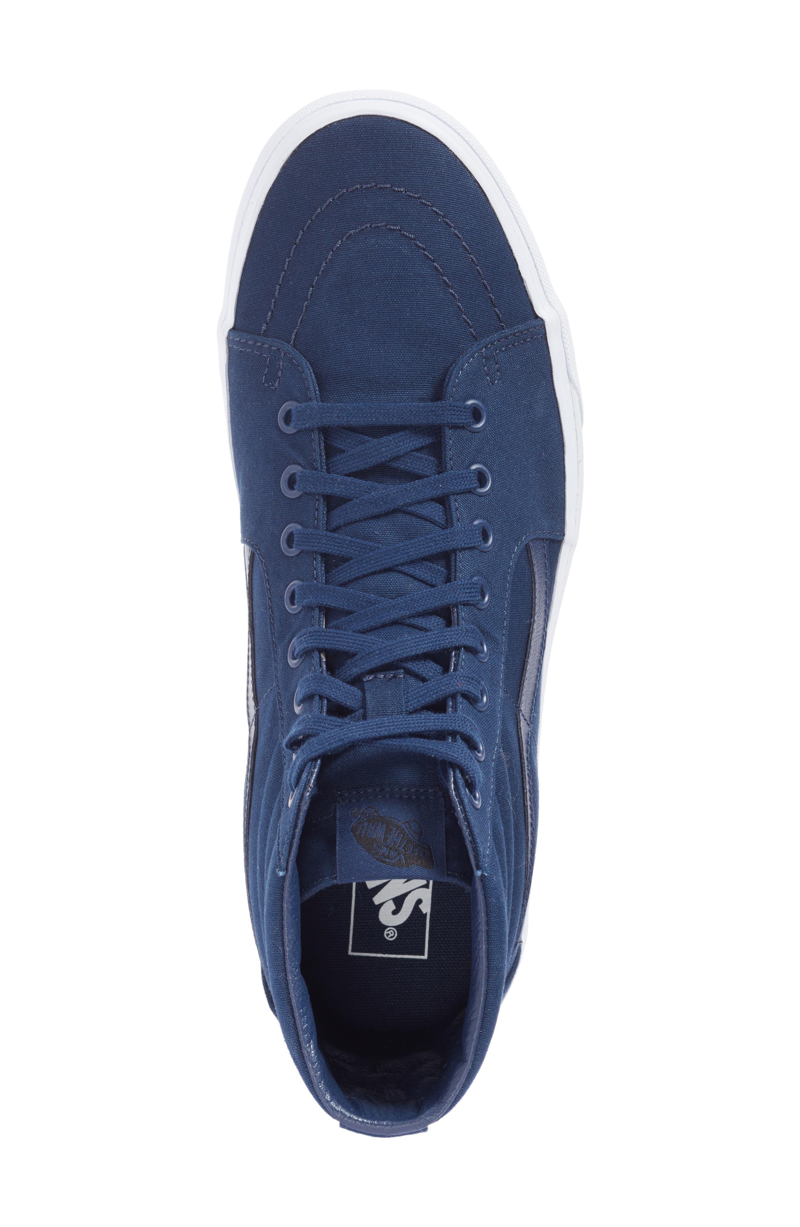 Alternate Image 5  - Vans 'Sk8-Hi' Sneaker (Men)
