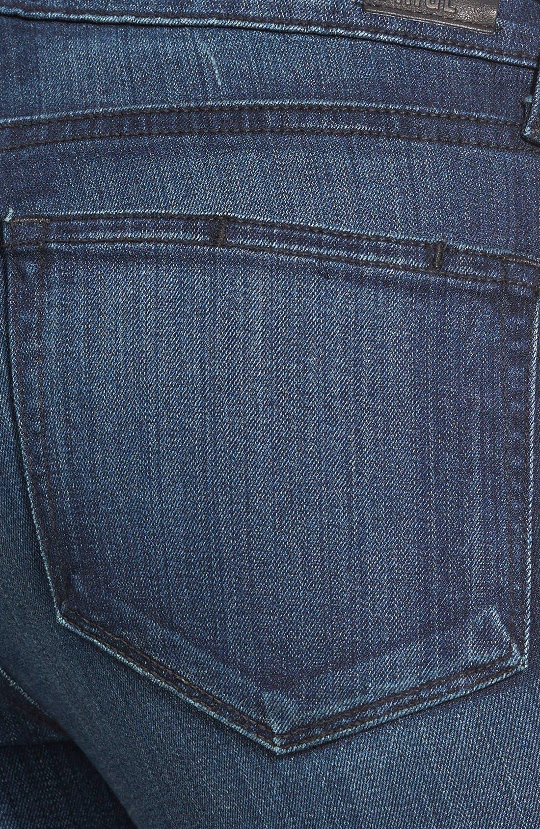 Alternate Image 3  - Paige Denim 'Transcend - Verdugo' Ultra Skinny Jeans (Valor)