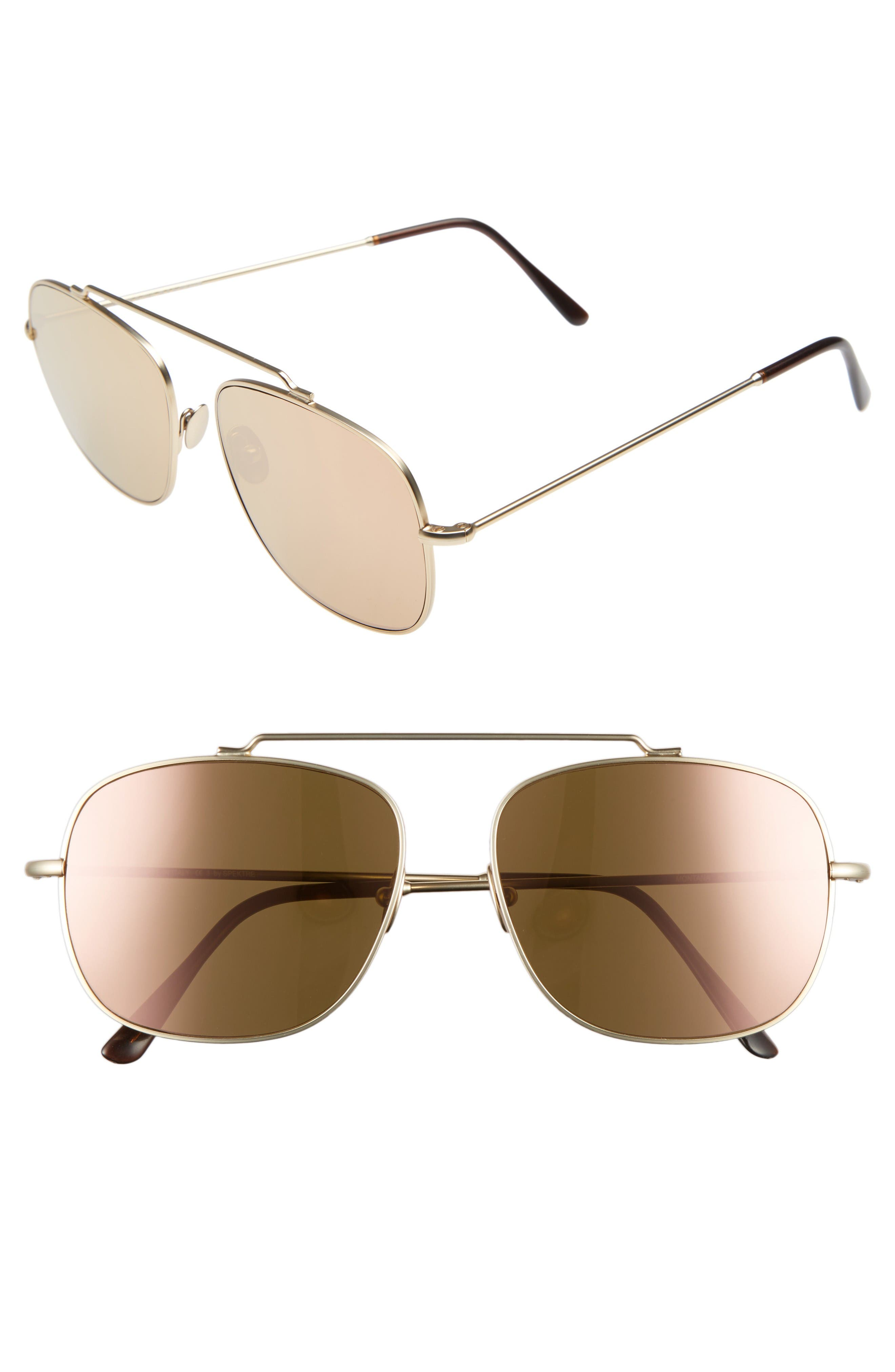 Spektre Montana 56mm Gradiant Sunglasses