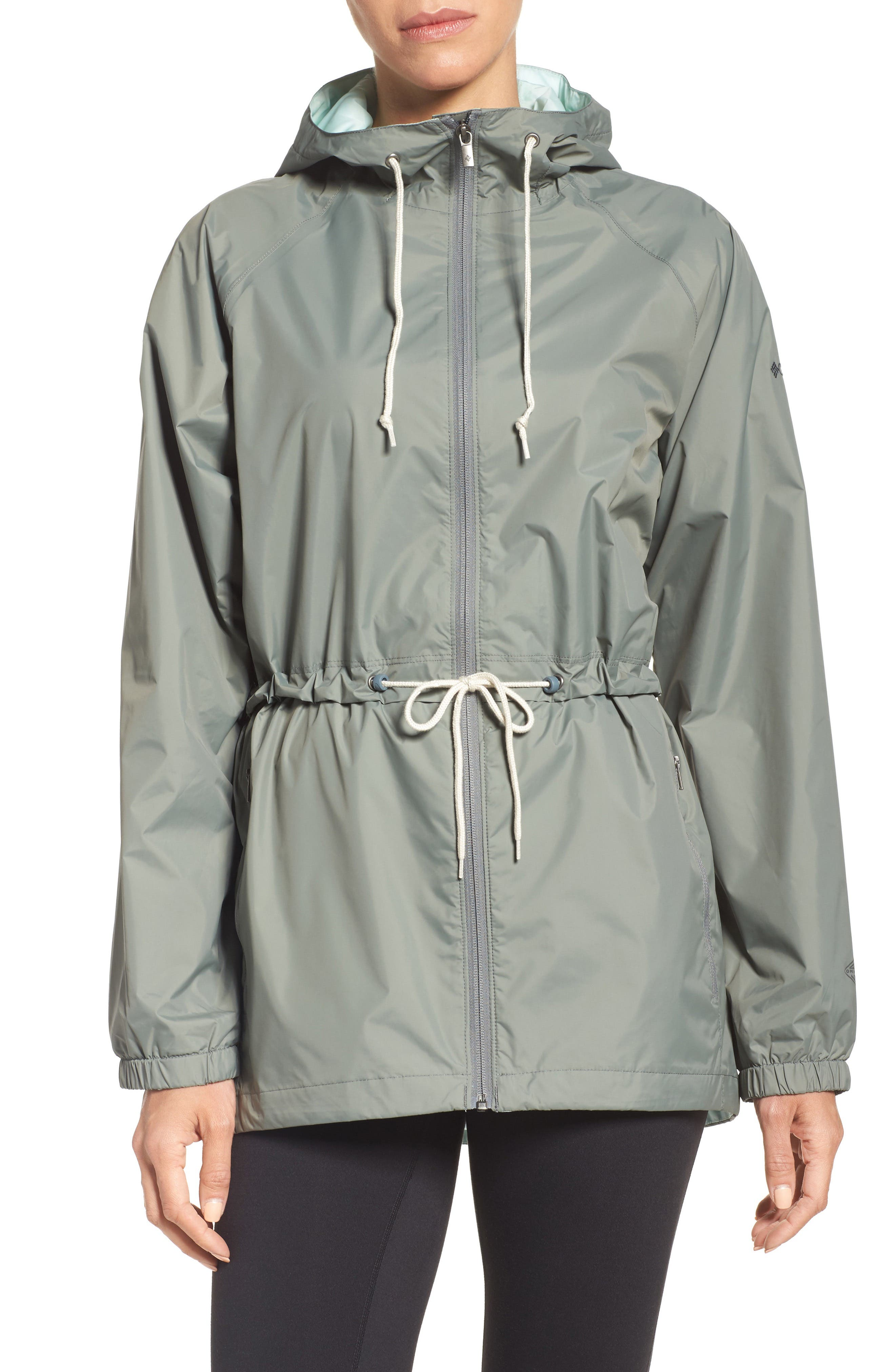 COLUMBIA Arcadia Hooded Waterproof Casual Jacket