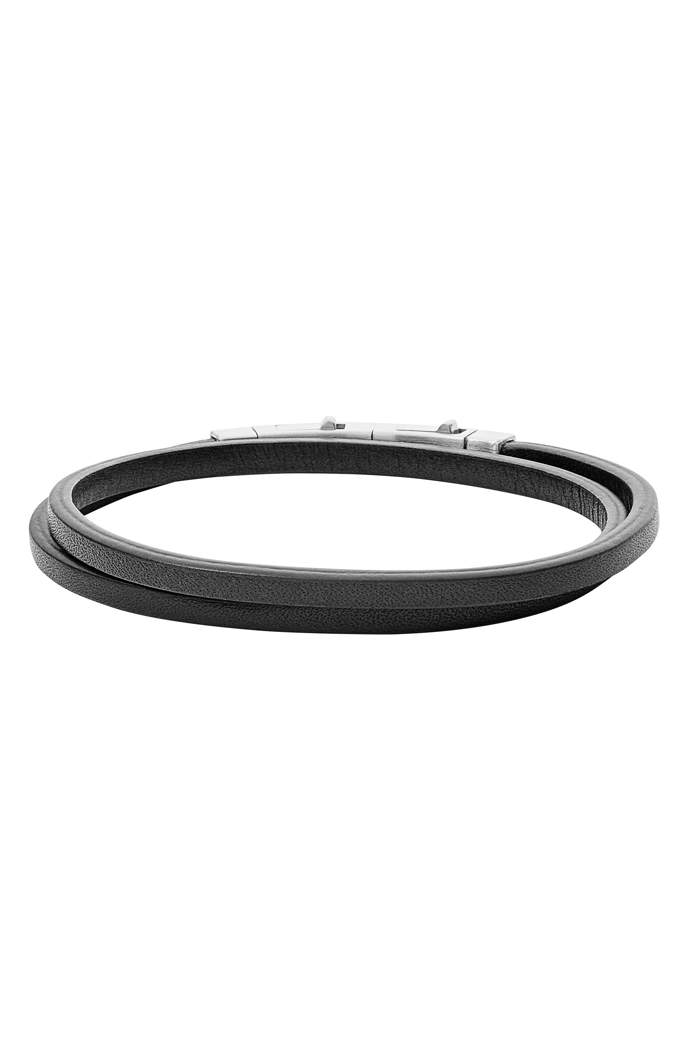 Skagen Venthir Wrap Bracelet